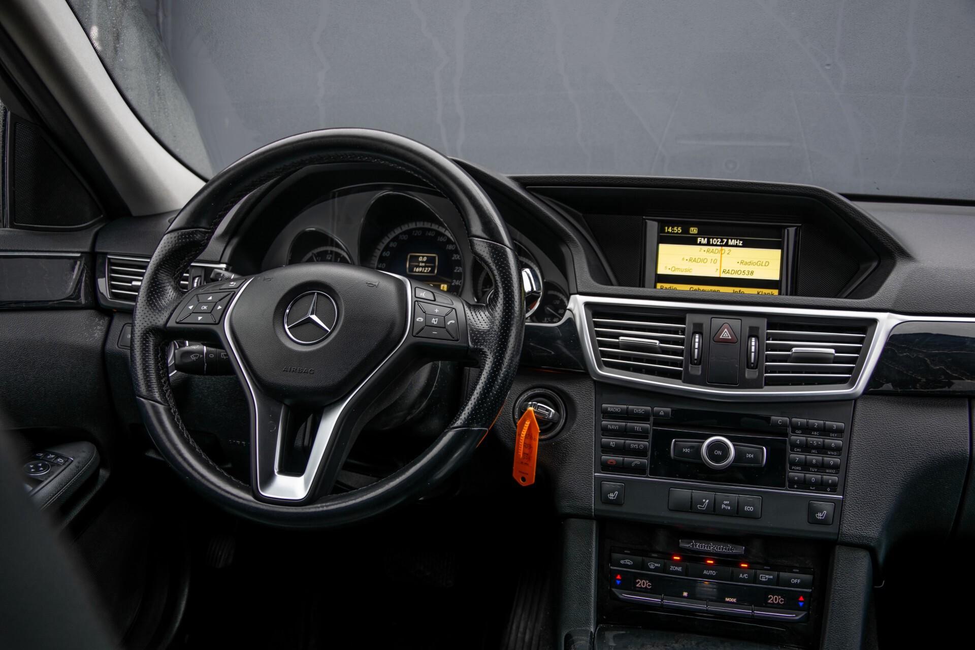 "Mercedes-Benz E-Klasse Estate 220 Cdi Avantgarde Wegklapbare trekhaak/18""/Privacyglas Aut7 Foto 7"