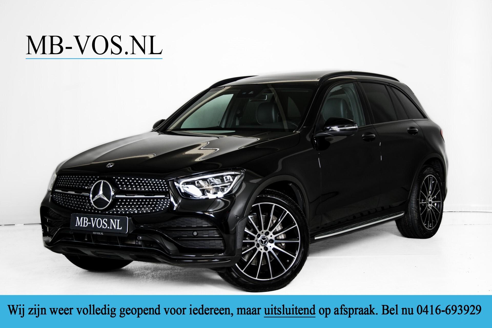 """Mercedes-Benz GLC 200 4-M AMG Panorama/Night/Assistentiepakket/20""""/Treeplanken Aut9 Foto 1"""