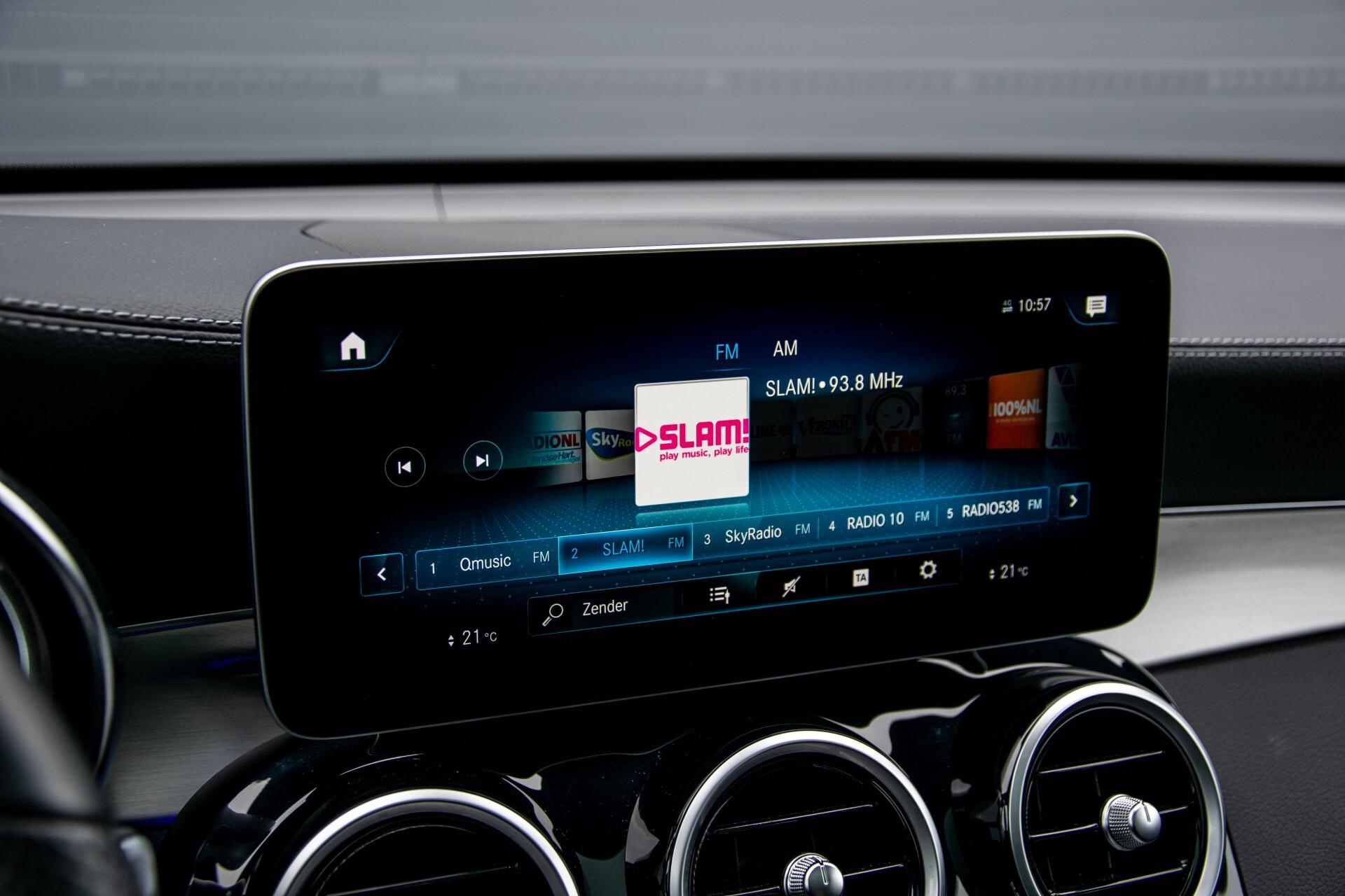 """Mercedes-Benz GLC 200 4-M AMG Panorama/Night/Assistentiepakket/20""""/Treeplanken Aut9 Foto 16"""