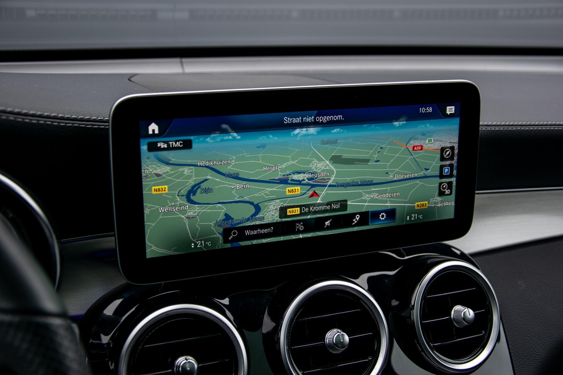 """Mercedes-Benz GLC 200 4-M AMG Panorama/Night/Assistentiepakket/20""""/Treeplanken Aut9 Foto 20"""