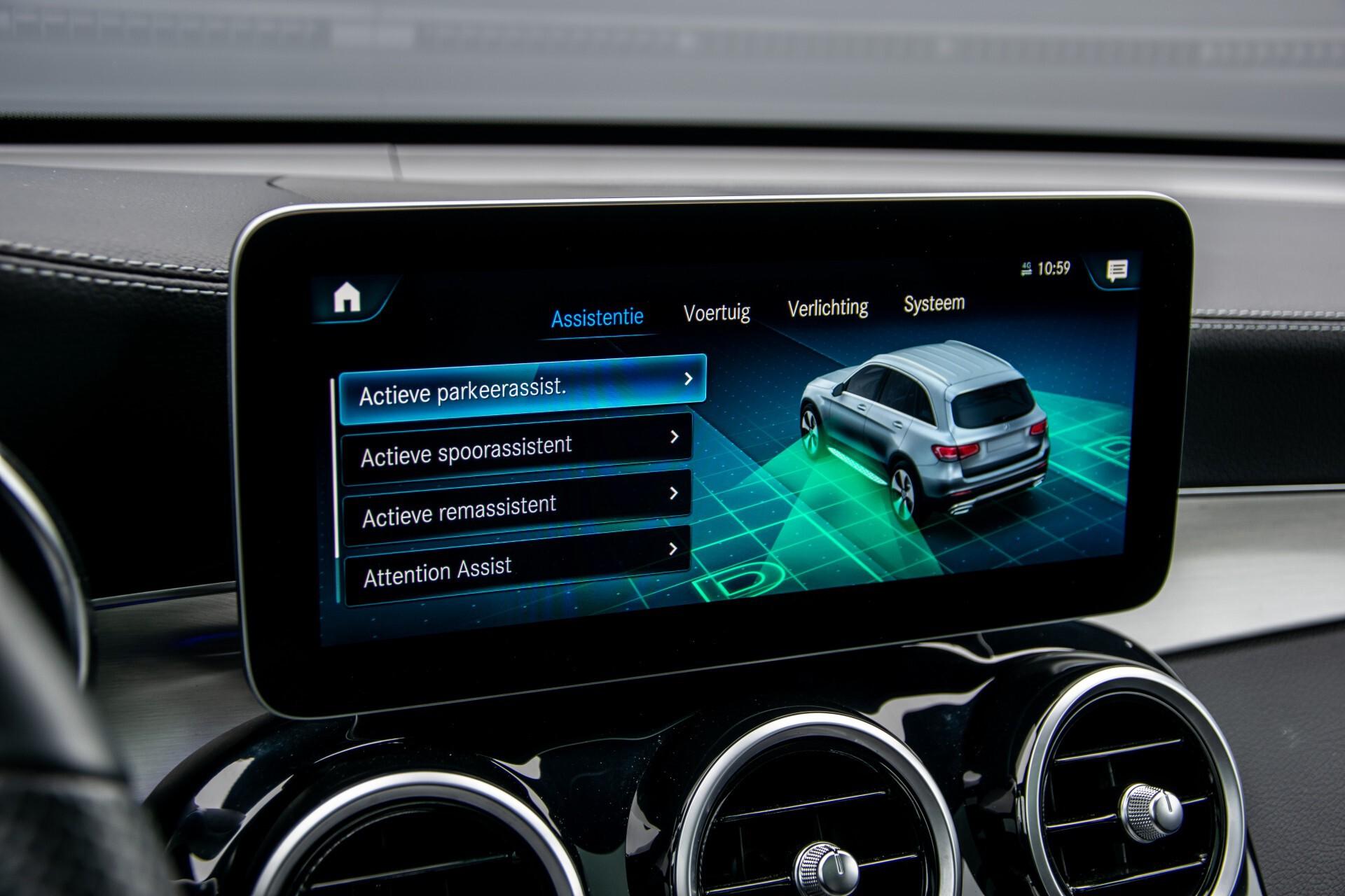 """Mercedes-Benz GLC 200 4-M AMG Panorama/Night/Assistentiepakket/20""""/Treeplanken Aut9 Foto 24"""