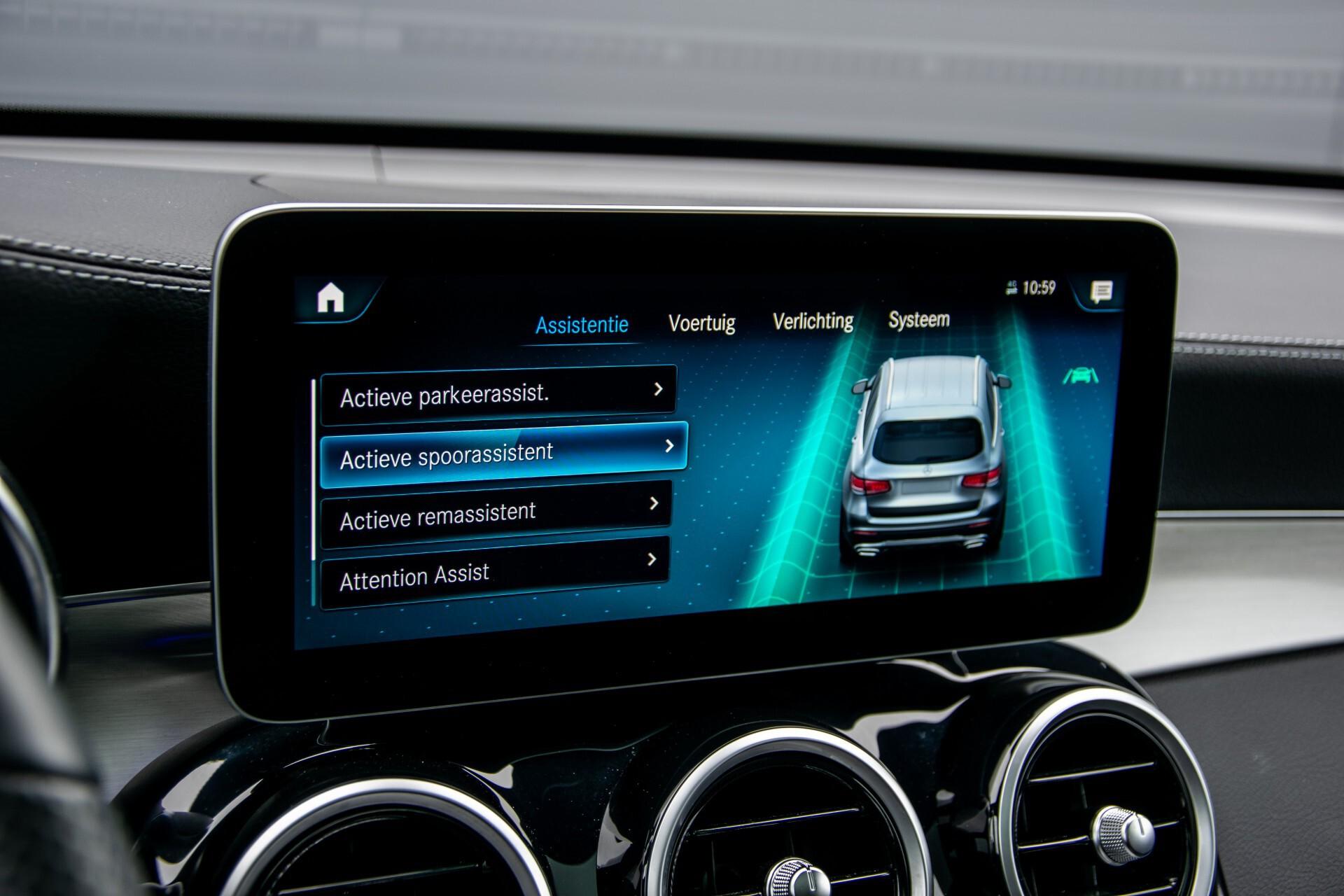 """Mercedes-Benz GLC 200 4-M AMG Panorama/Night/Assistentiepakket/20""""/Treeplanken Aut9 Foto 26"""