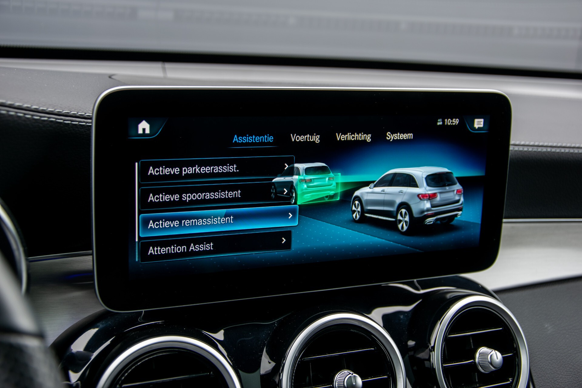 """Mercedes-Benz GLC 200 4-M AMG Panorama/Night/Assistentiepakket/20""""/Treeplanken Aut9 Foto 28"""