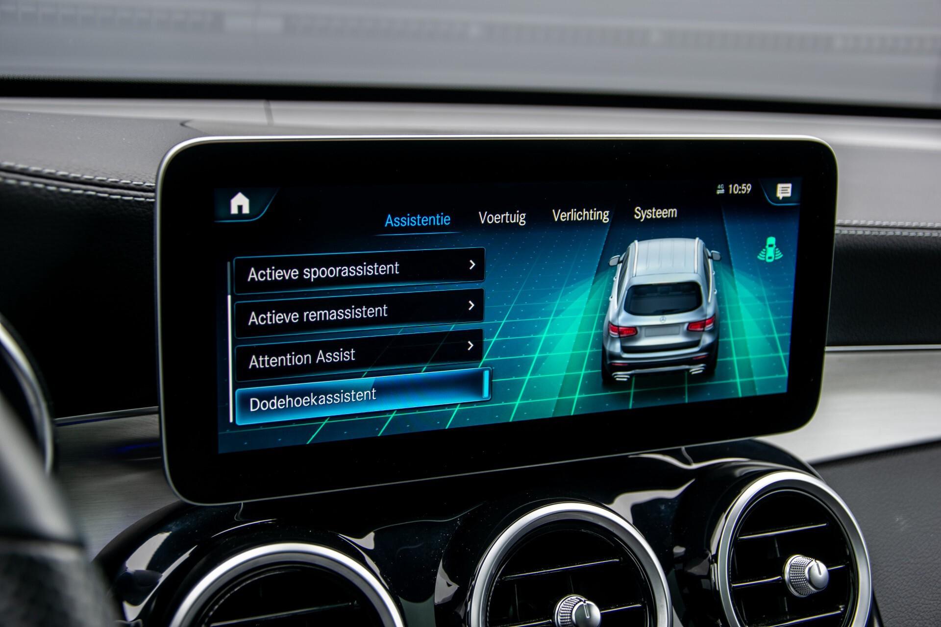 """Mercedes-Benz GLC 200 4-M AMG Panorama/Night/Assistentiepakket/20""""/Treeplanken Aut9 Foto 30"""