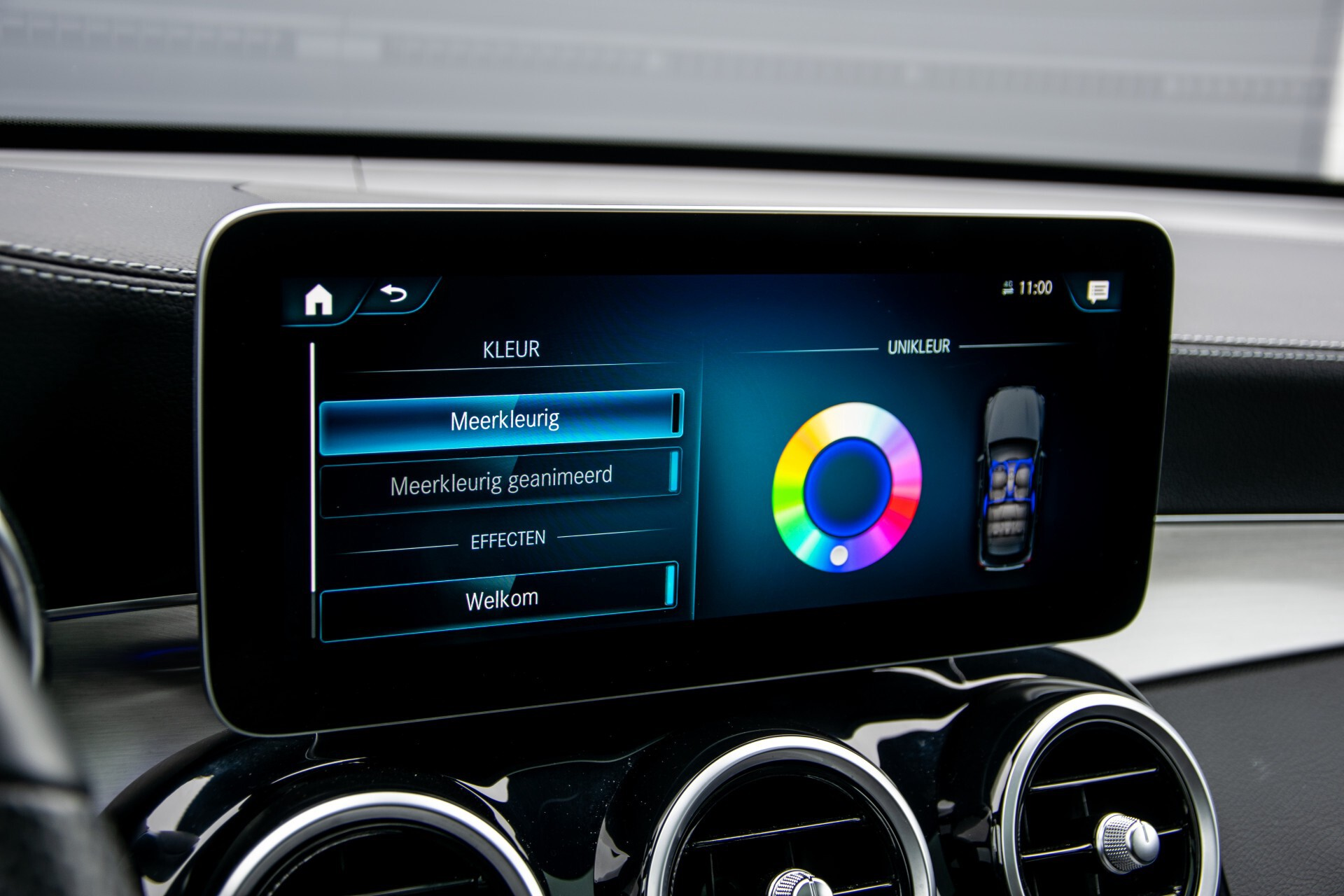 """Mercedes-Benz GLC 200 4-M AMG Panorama/Night/Assistentiepakket/20""""/Treeplanken Aut9 Foto 36"""