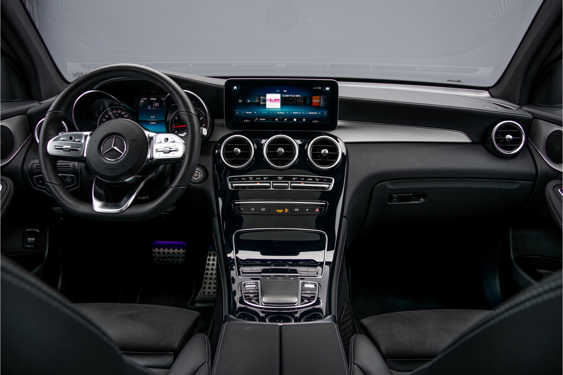 """Mercedes-Benz GLC 200 4-M AMG Panorama/Night/Assistentiepakket/20""""/Treeplanken Aut9 Foto 45"""