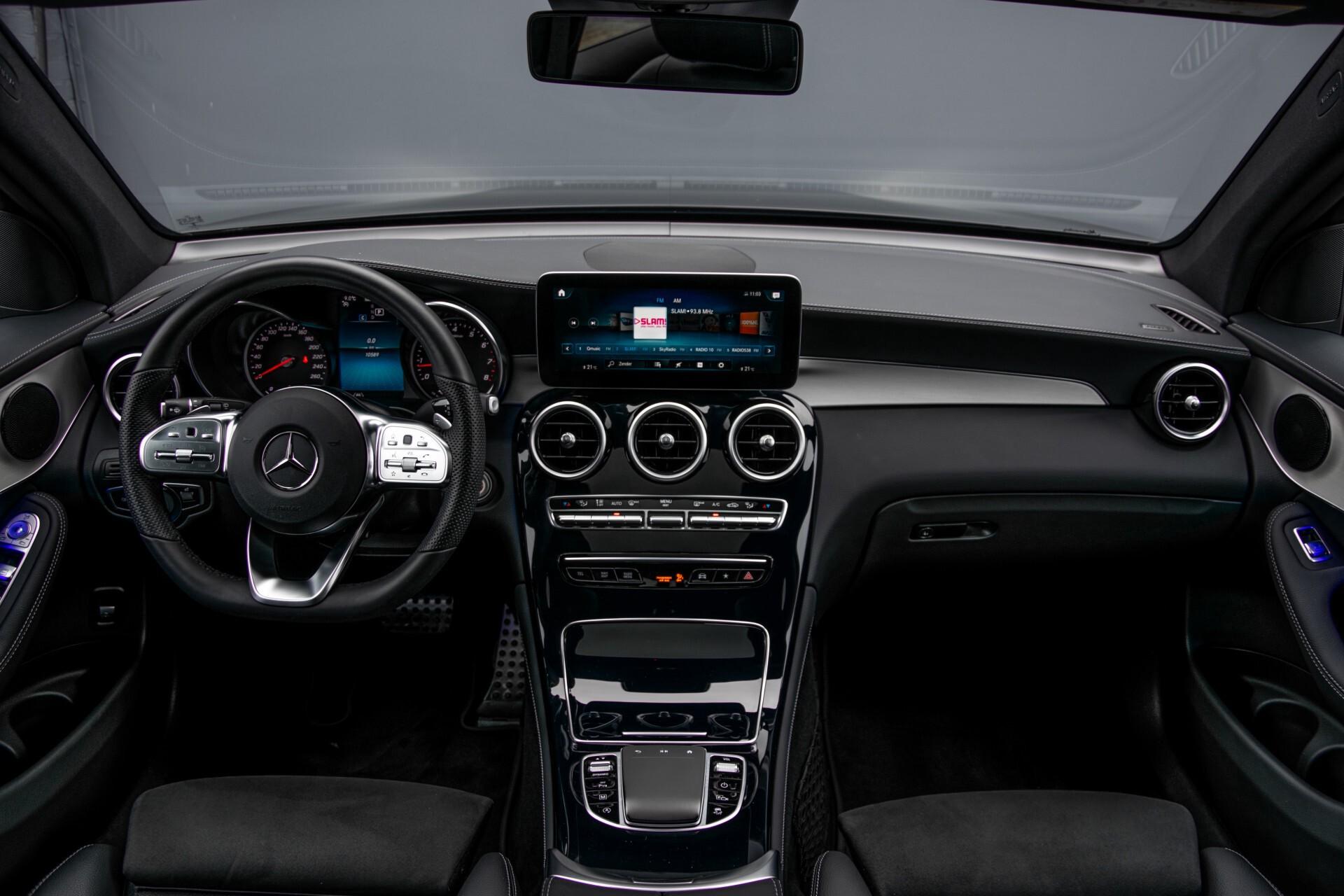 """Mercedes-Benz GLC 200 4-M AMG Panorama/Night/Assistentiepakket/20""""/Treeplanken Aut9 Foto 8"""