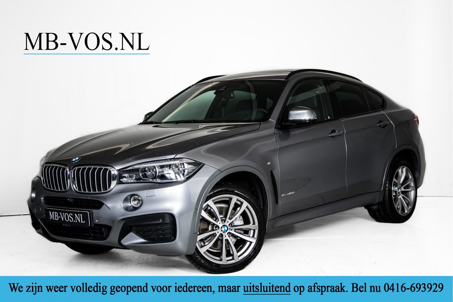 BMW X6 xDrive 40d M-sport Full Options Aut8 Foto 1