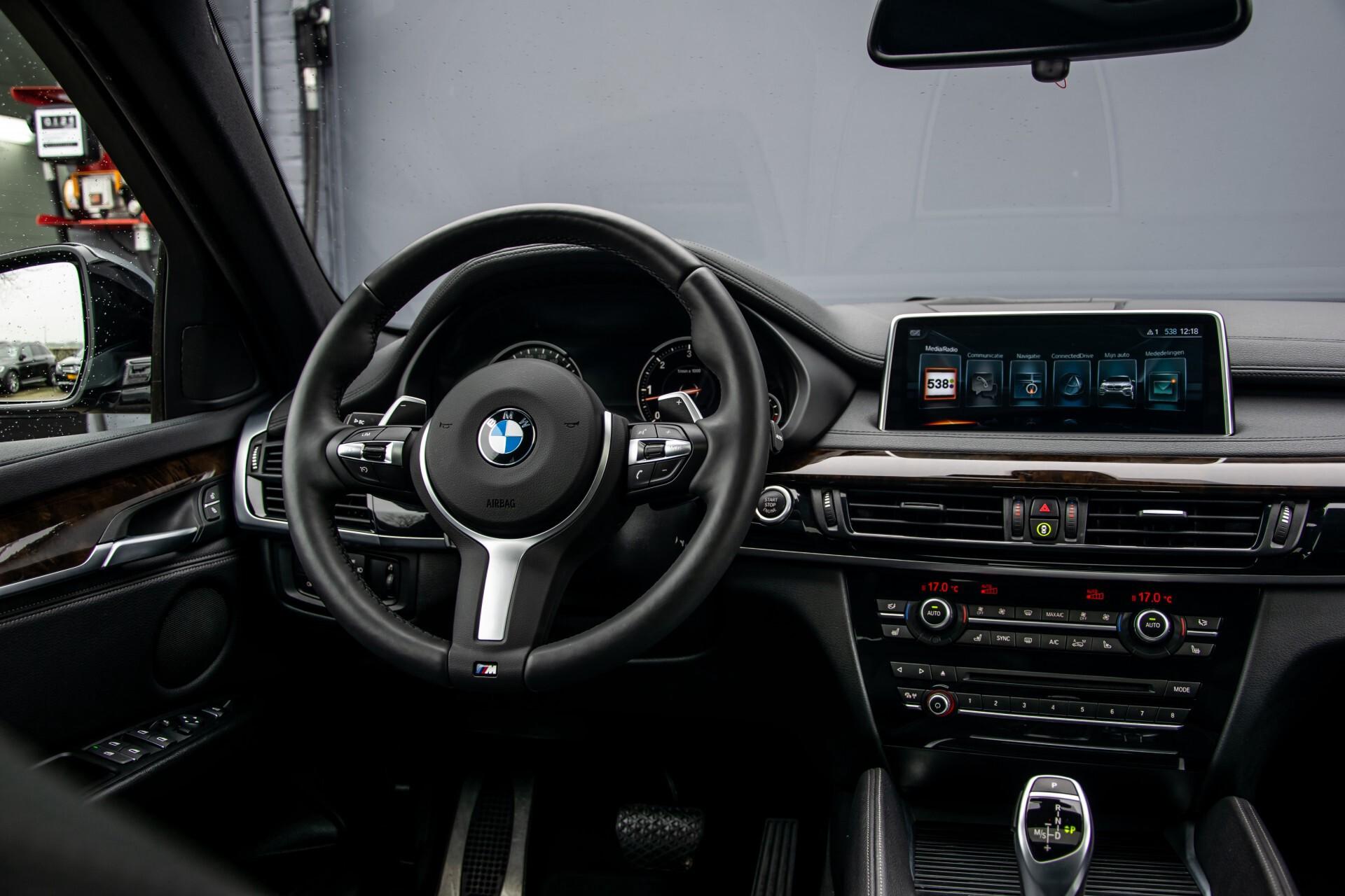 BMW X6 xDrive 40d M-sport Full Options Aut8 Foto 8
