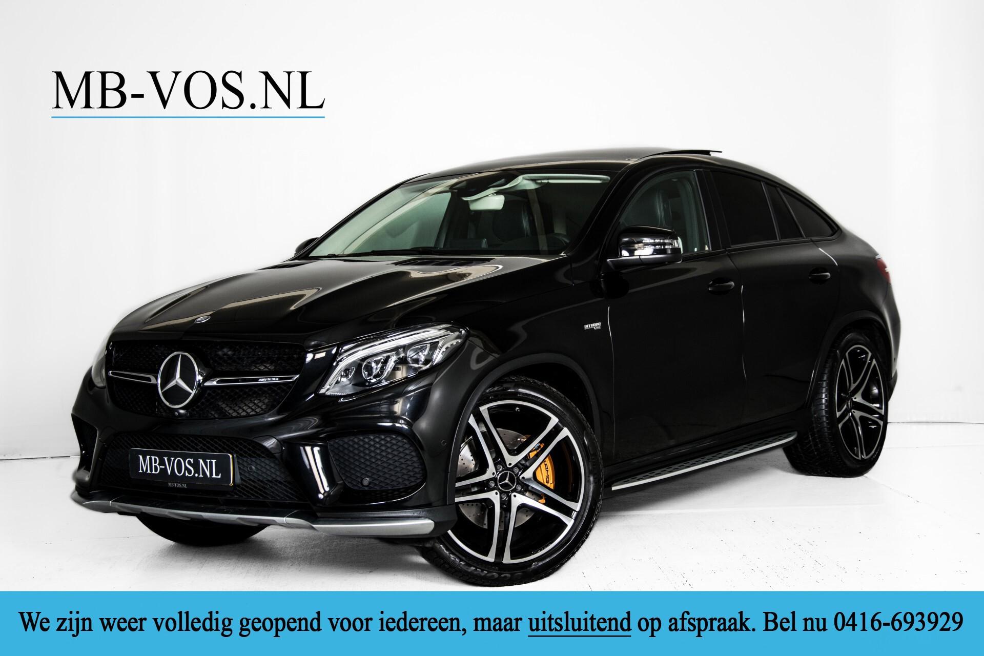 "Mercedes-Benz GLE 43 AMG 4-M Active Curve System/Distronic/Panorama/22"" Aut9 Foto 1"