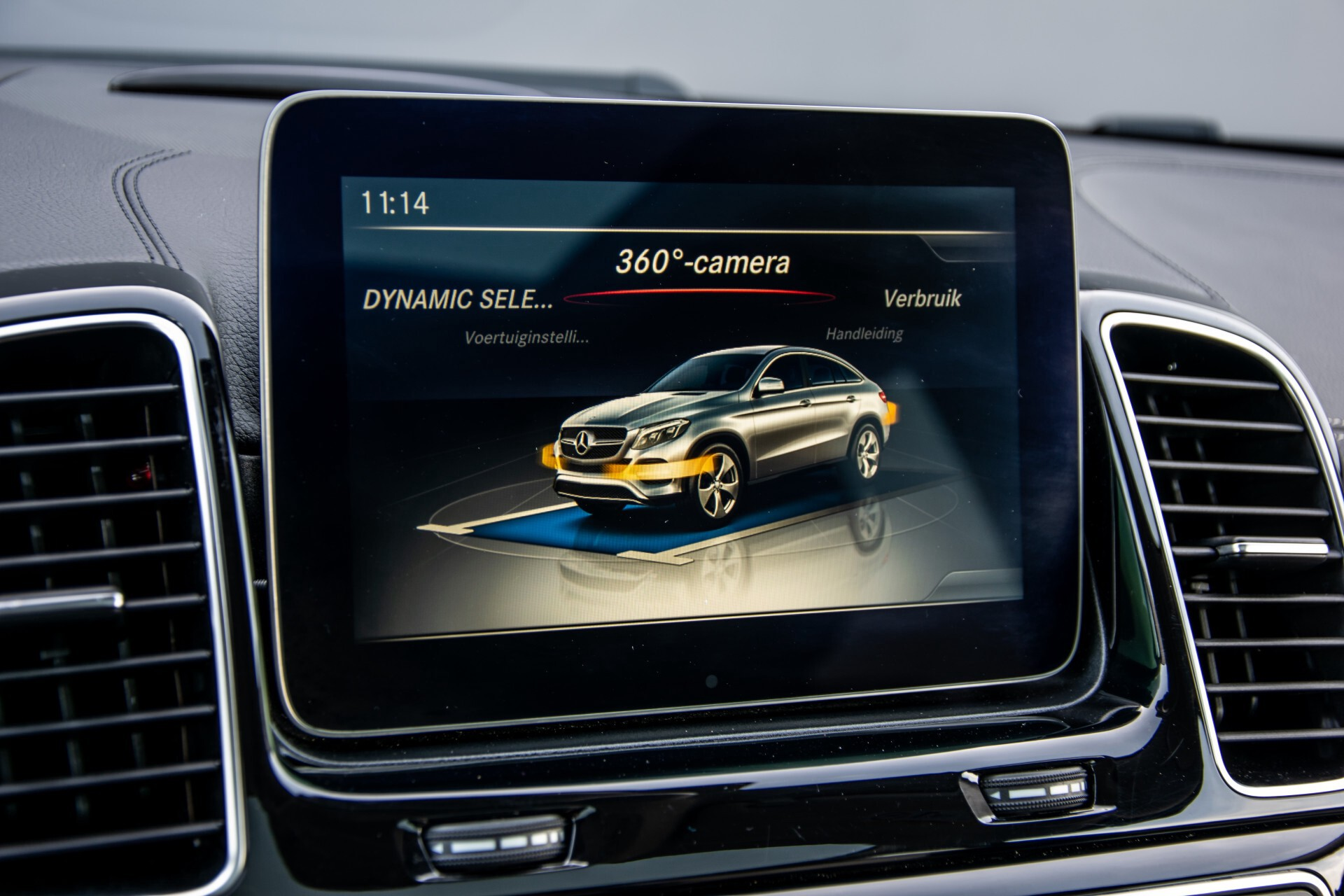 "Mercedes-Benz GLE 43 AMG 4-M Active Curve System/Distronic/Panorama/22"" Aut9 Foto 30"
