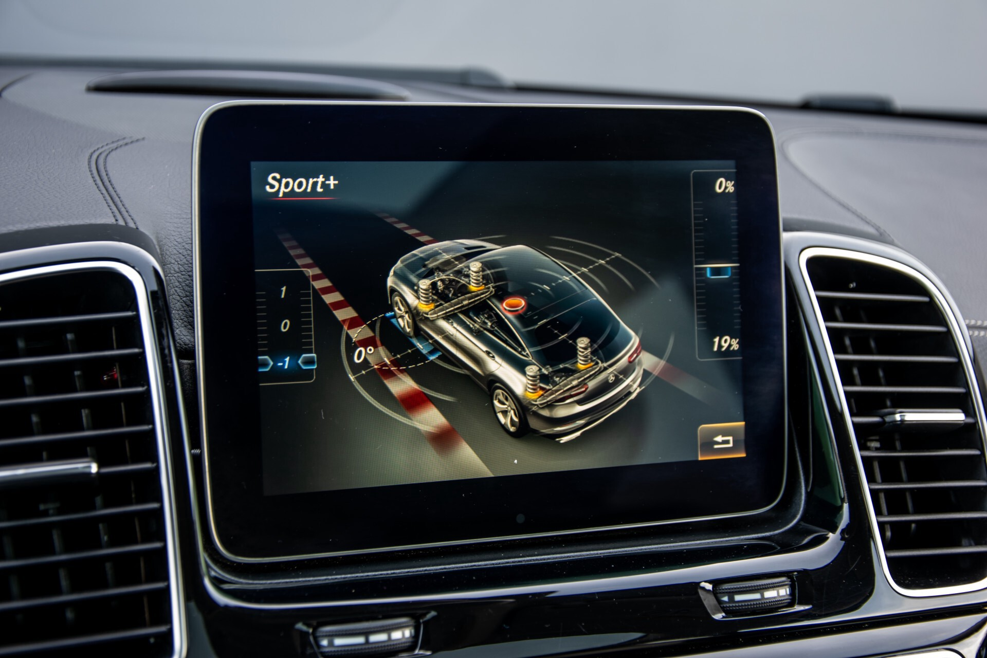 "Mercedes-Benz GLE 43 AMG 4-M Active Curve System/Distronic/Panorama/22"" Aut9 Foto 31"