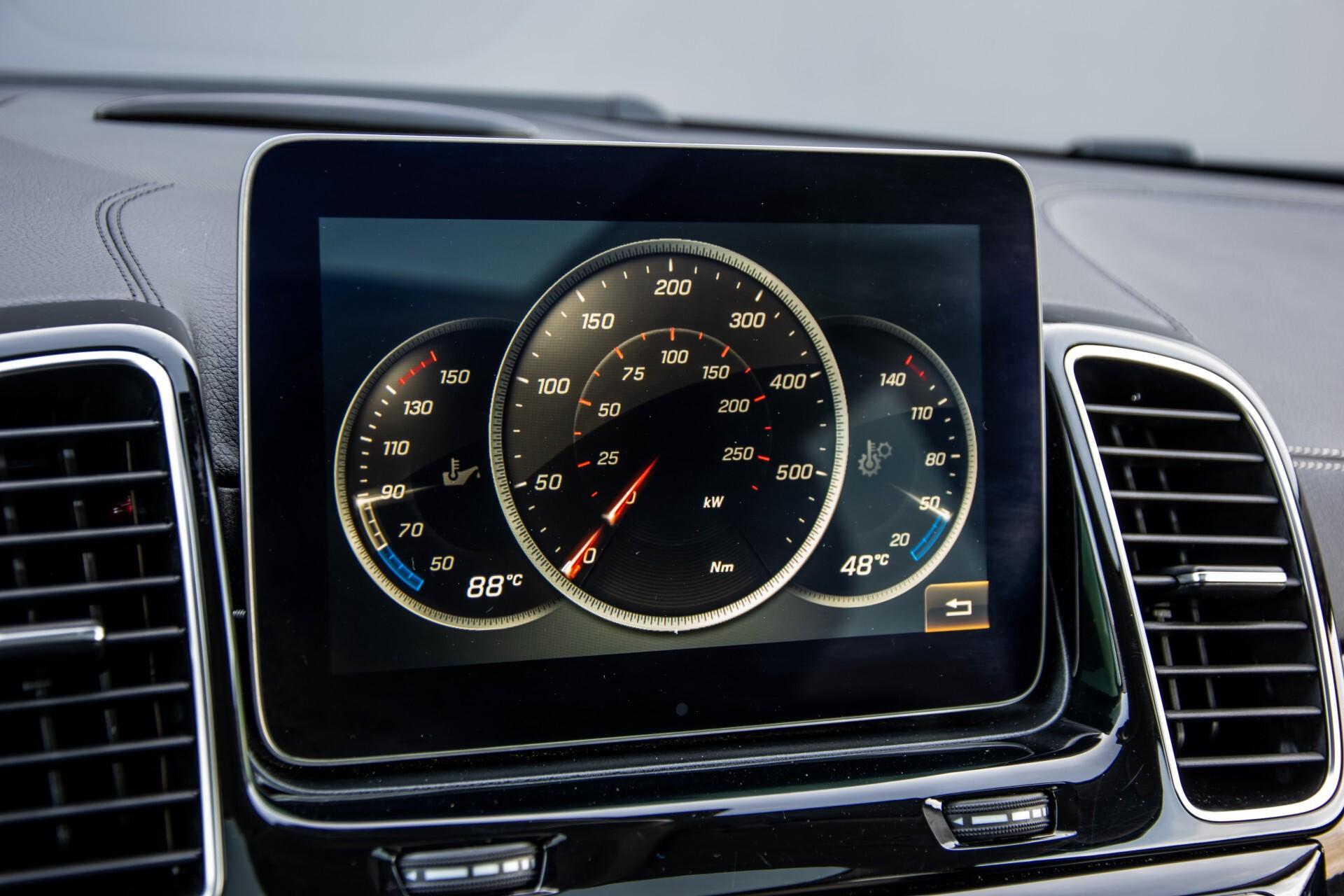 "Mercedes-Benz GLE 43 AMG 4-M Active Curve System/Distronic/Panorama/22"" Aut9 Foto 33"