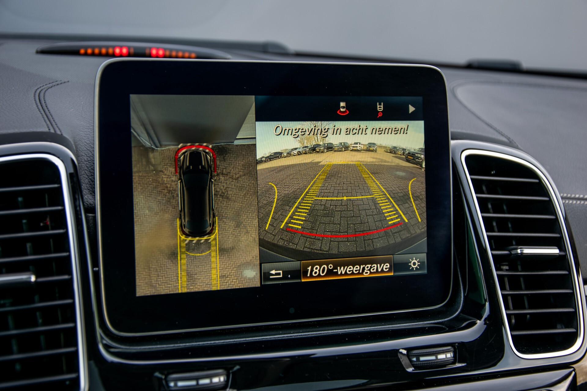 "Mercedes-Benz GLE 43 AMG 4-M Active Curve System/Distronic/Panorama/22"" Aut9 Foto 35"
