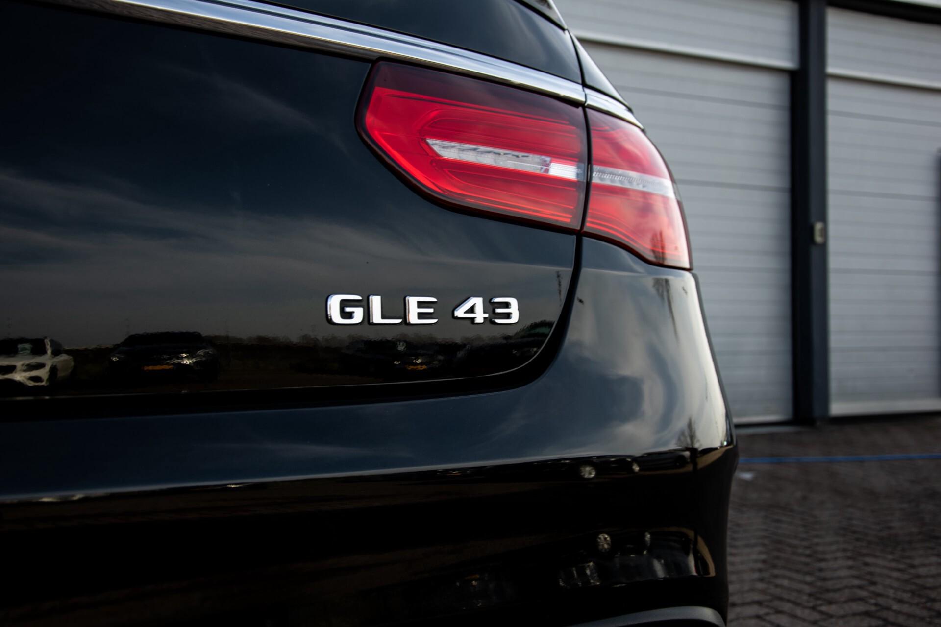 "Mercedes-Benz GLE 43 AMG 4-M Active Curve System/Distronic/Panorama/22"" Aut9 Foto 55"