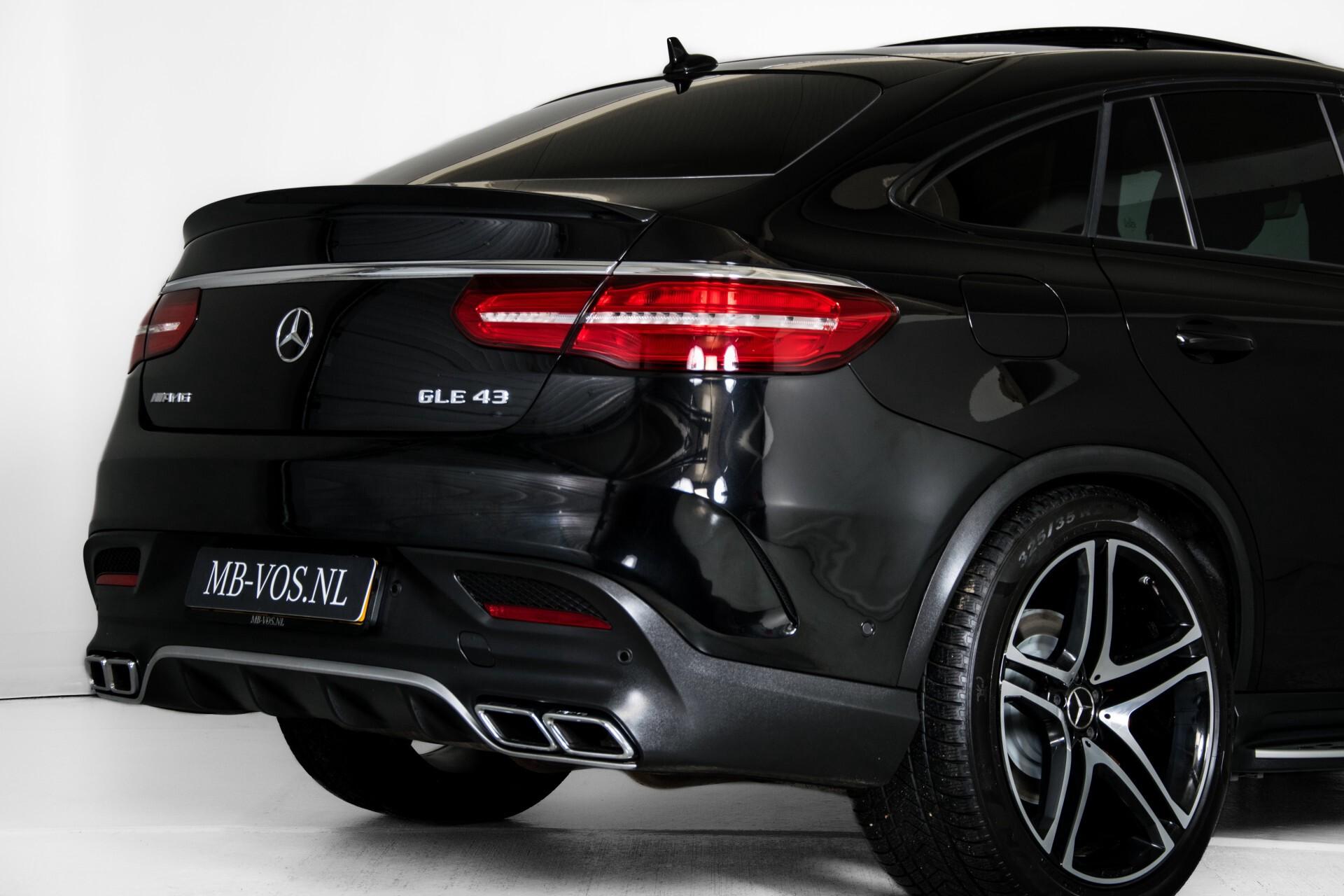 "Mercedes-Benz GLE 43 AMG 4-M Active Curve System/Distronic/Panorama/22"" Aut9 Foto 60"