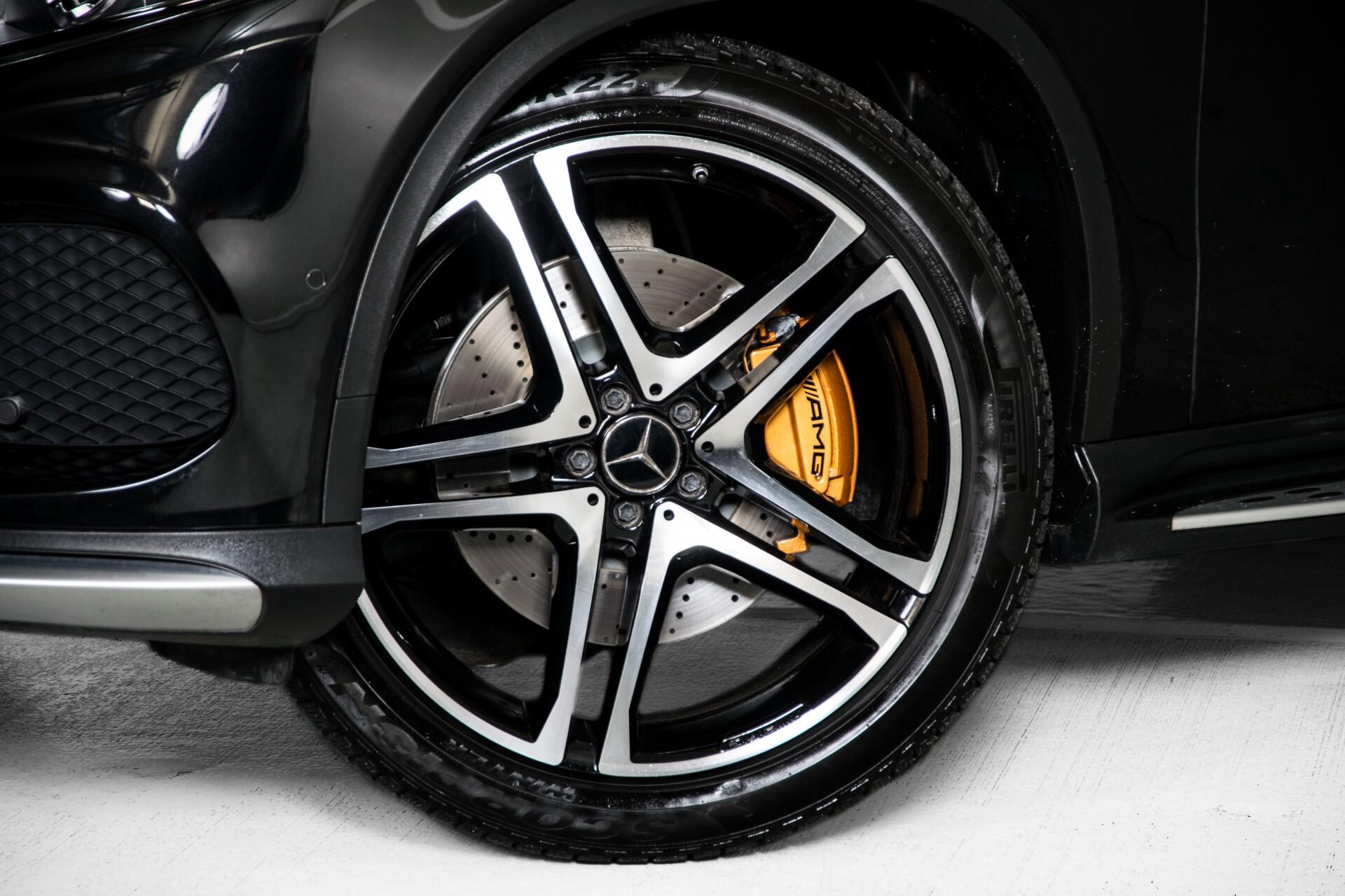 "Mercedes-Benz GLE 43 AMG 4-M Active Curve System/Distronic/Panorama/22"" Aut9 Foto 61"
