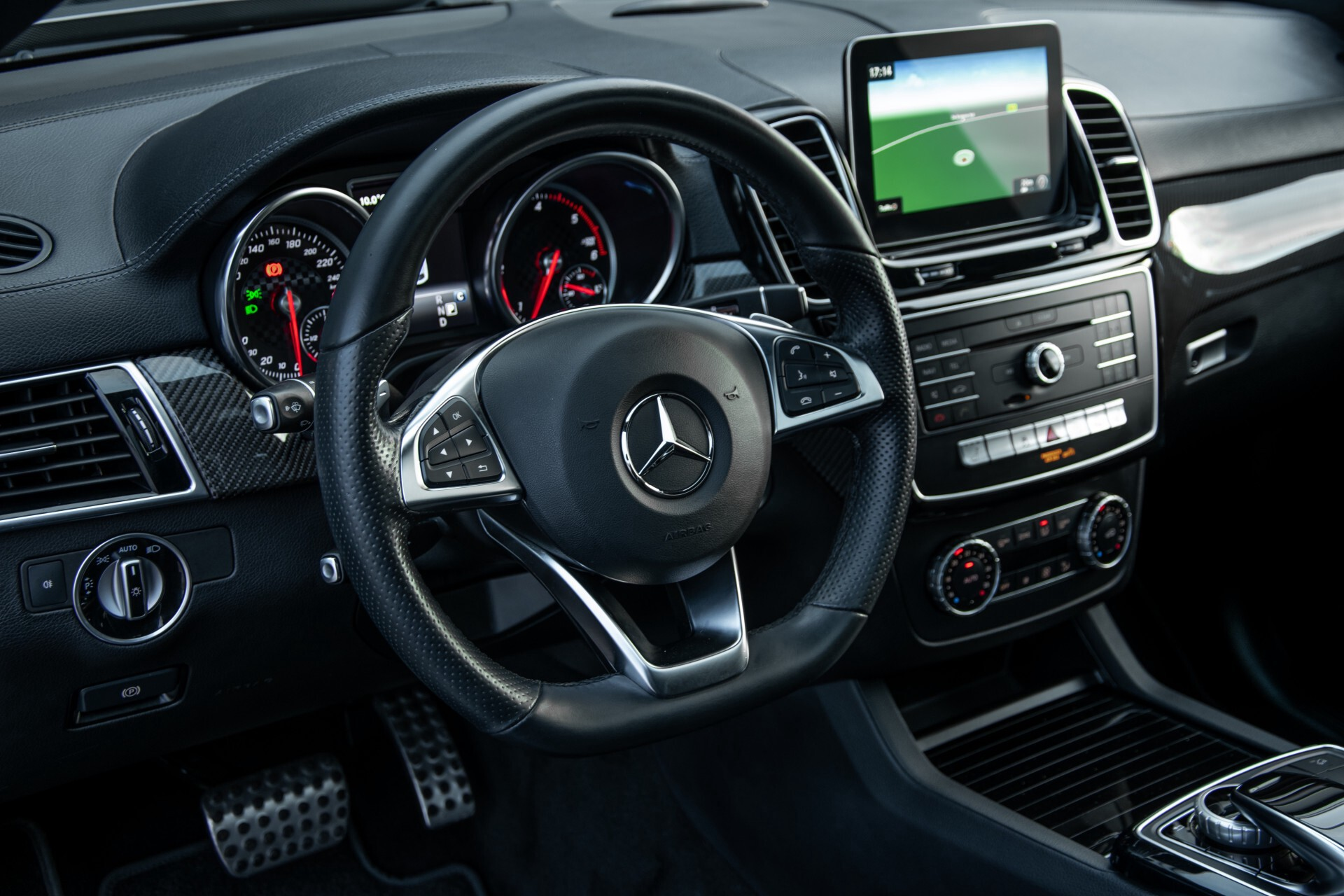 "Mercedes-Benz GLE Coupé 350 d 4-M AMG Active Curve/22""/Carbon/Night/Harman-Kardon Aut9 Foto 18"