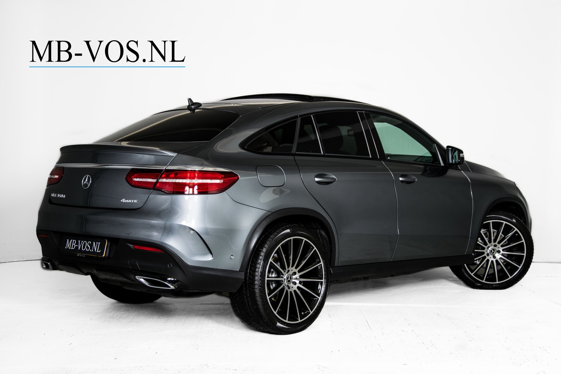 "Mercedes-Benz GLE Coupé 350 d 4-M AMG Active Curve/22""/Carbon/Night/Harman-Kardon Aut9 Foto 2"
