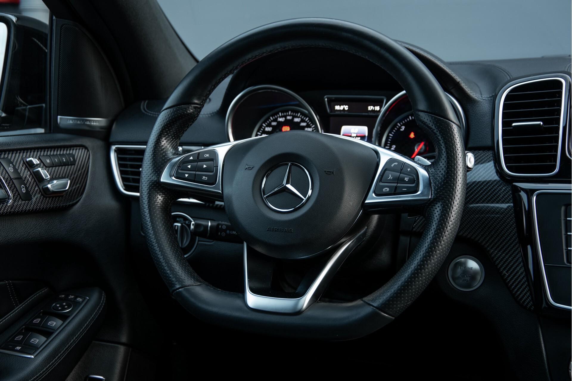 """Mercedes-Benz GLE Coupé 350 d 4-M AMG Active Curve/22""""/Carbon/Night/Harman-Kardon Aut9 Foto 7"""