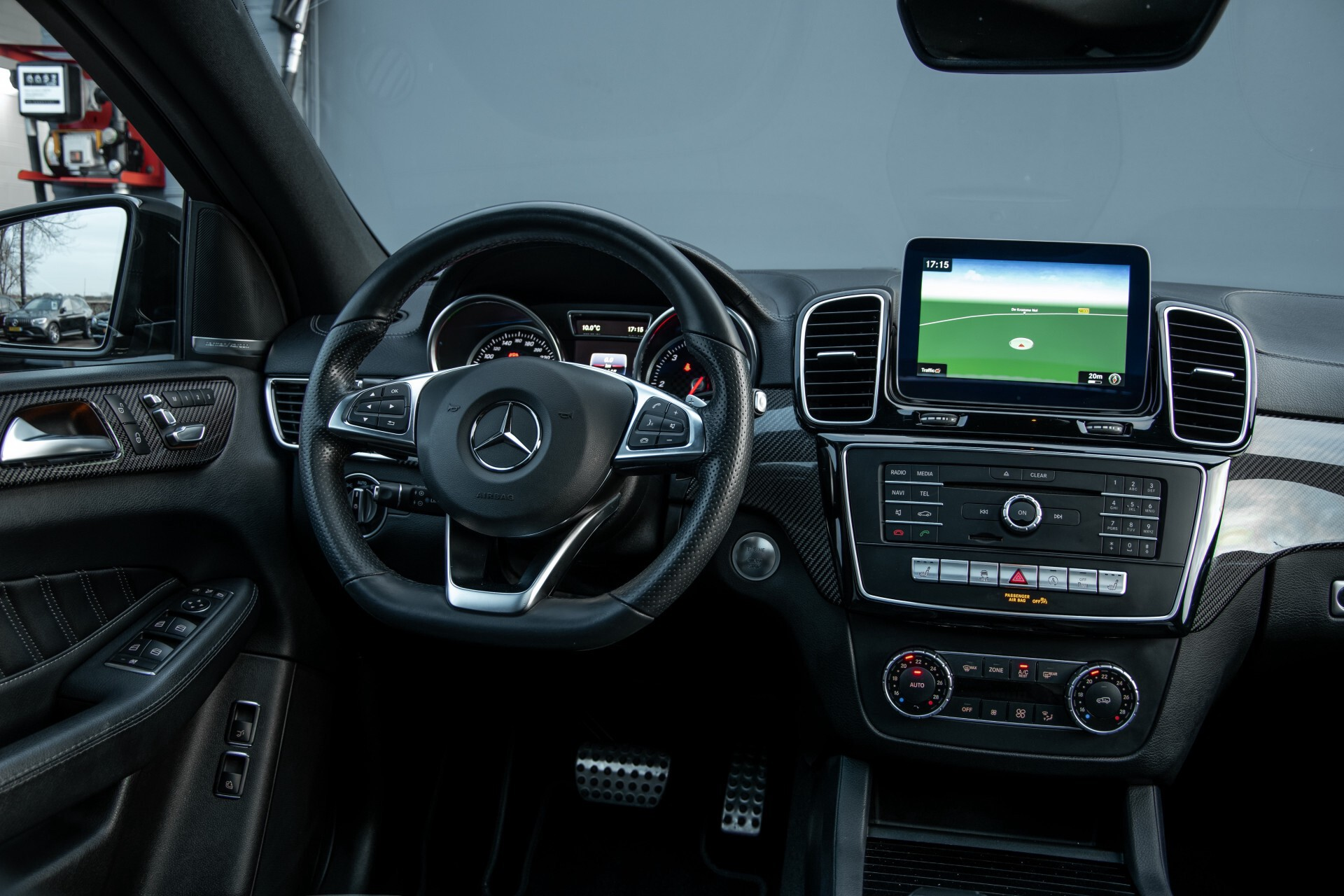 "Mercedes-Benz GLE Coupé 350 d 4-M AMG Active Curve/22""/Carbon/Night/Harman-Kardon Aut9 Foto 8"