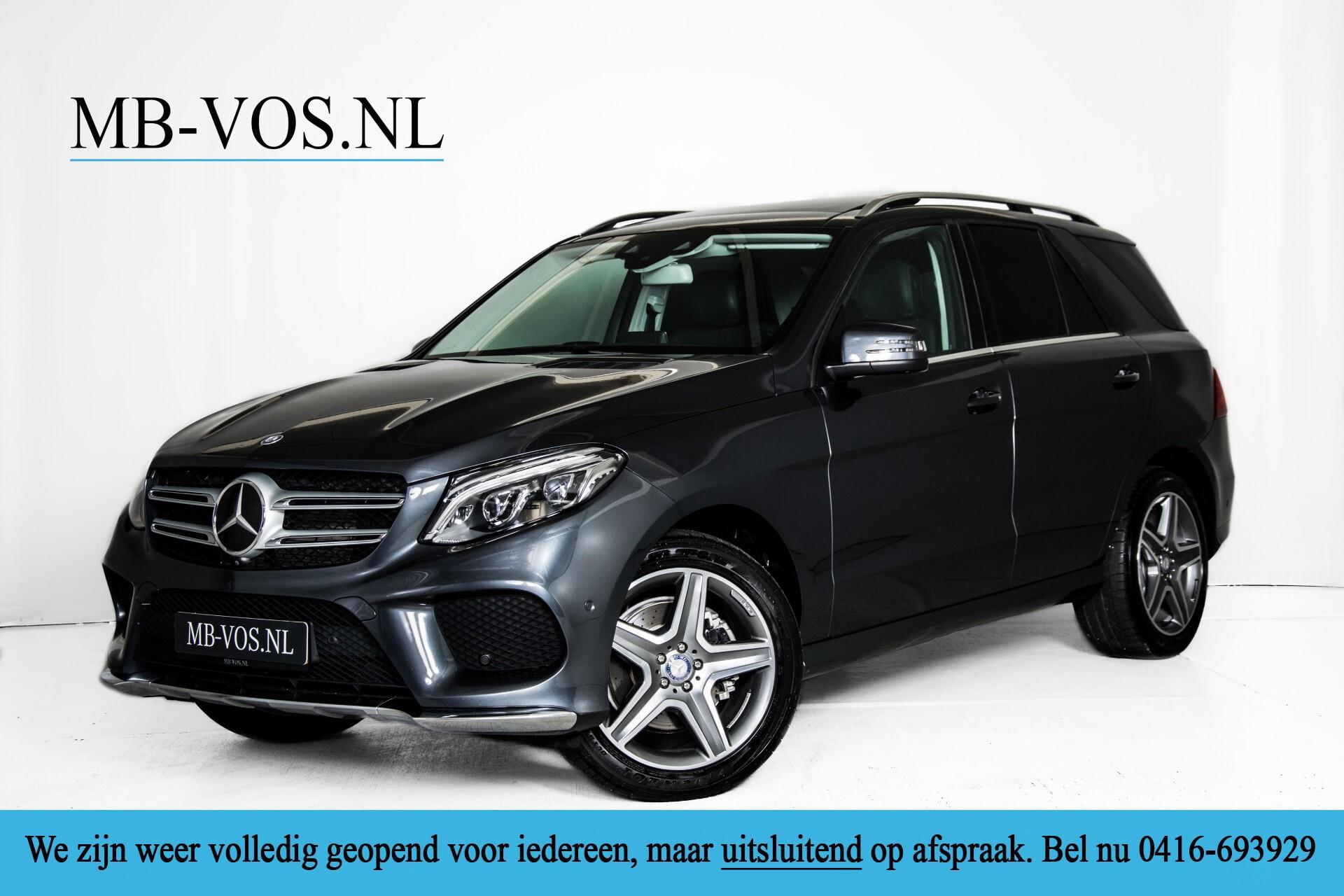 Mercedes-Benz GLE 350 d 4-M AMG Active Curve System/Panorama/Standkachel/Harman-Kardon/Trekhaak Aut9 Foto 1