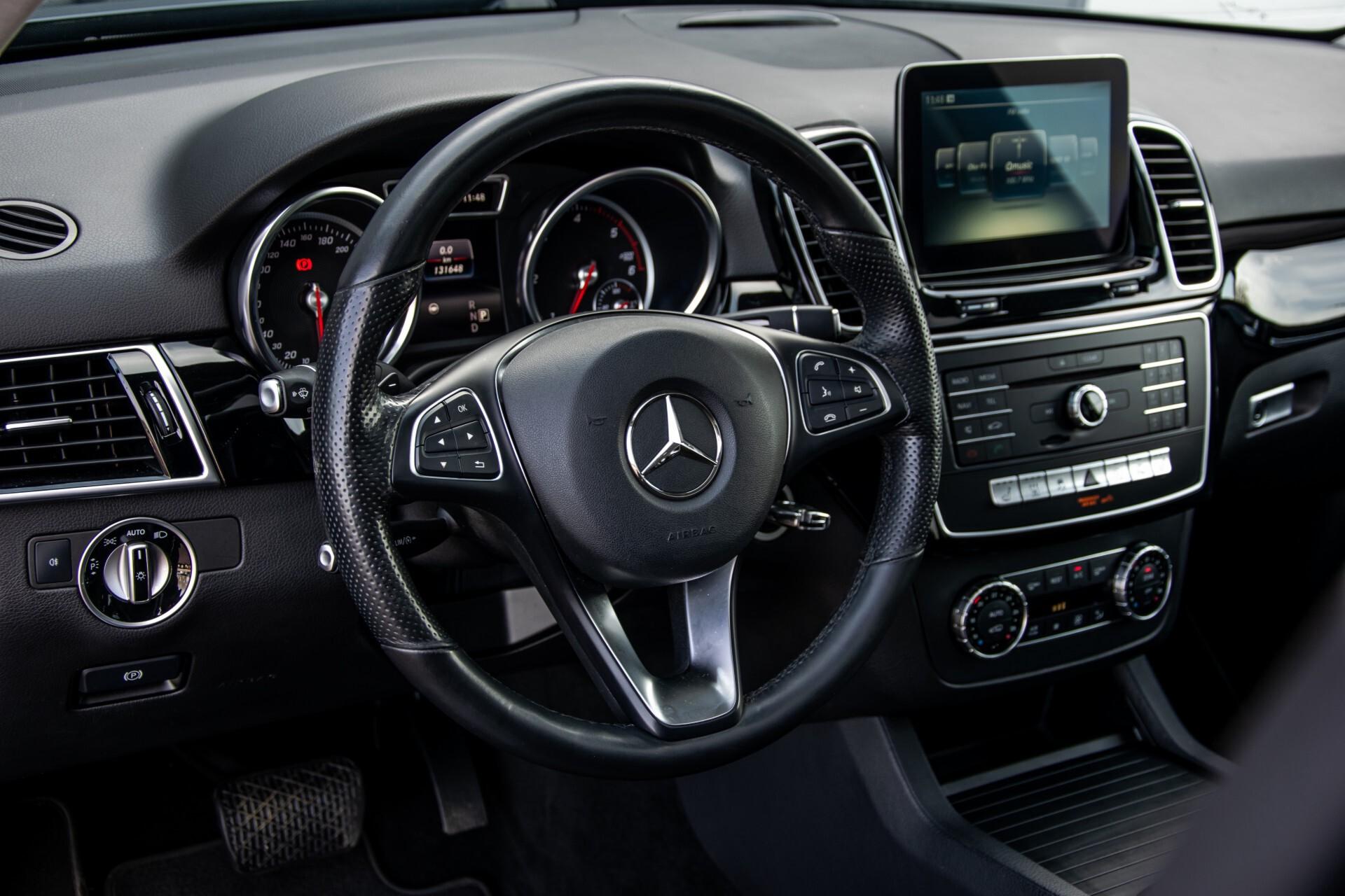 Mercedes-Benz GLE 350 d 4-M AMG Active Curve System/Panorama/Standkachel/Harman-Kardon/Trekhaak Aut9 Foto 17