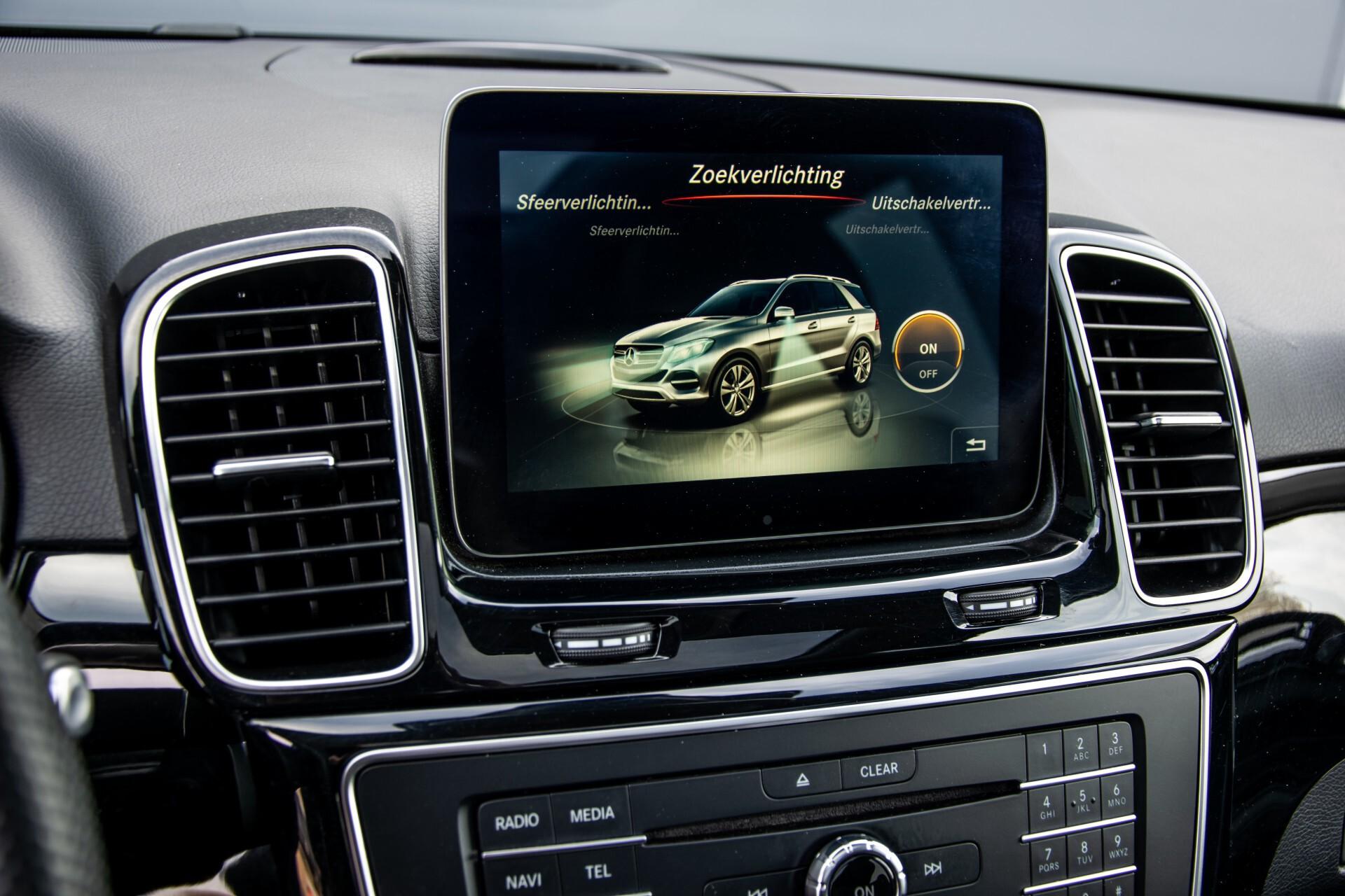 Mercedes-Benz GLE 350 d 4-M AMG Active Curve System/Panorama/Standkachel/Harman-Kardon/Trekhaak Aut9 Foto 27