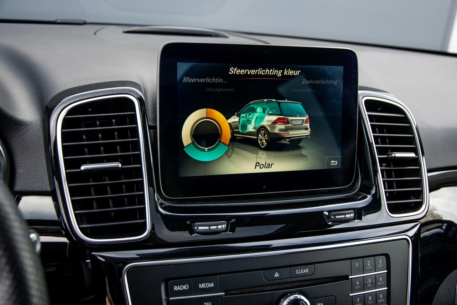 Mercedes-Benz GLE 350 d 4-M AMG Active Curve System/Panorama/Standkachel/Harman-Kardon/Trekhaak Aut9 Foto 29