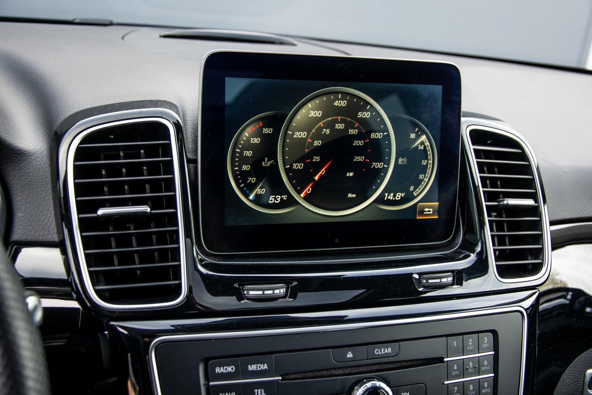 Mercedes-Benz GLE 350 d 4-M AMG Active Curve System/Panorama/Standkachel/Harman-Kardon/Trekhaak Aut9 Foto 31