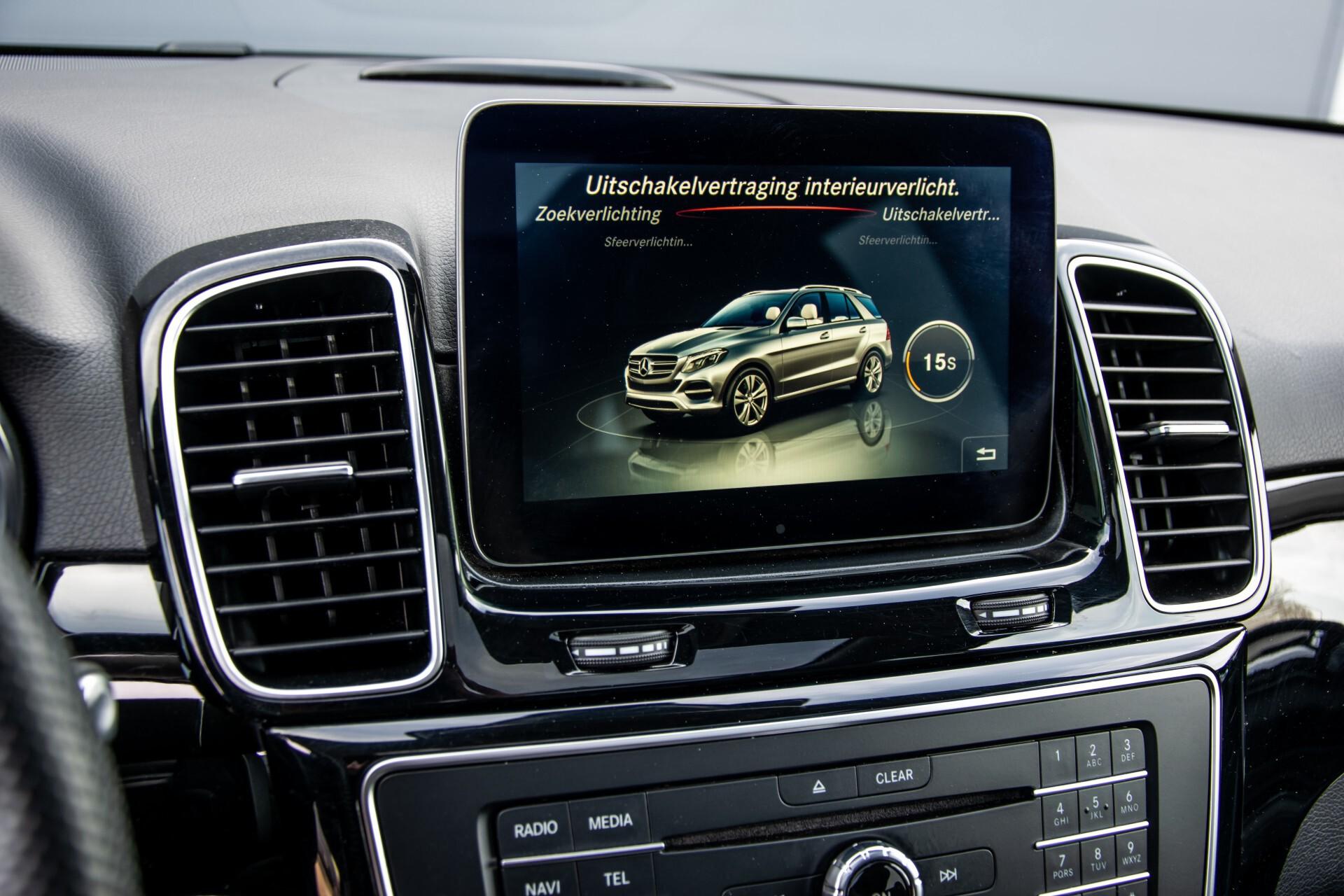 Mercedes-Benz GLE 350 d 4-M AMG Active Curve System/Panorama/Standkachel/Harman-Kardon/Trekhaak Aut9 Foto 33