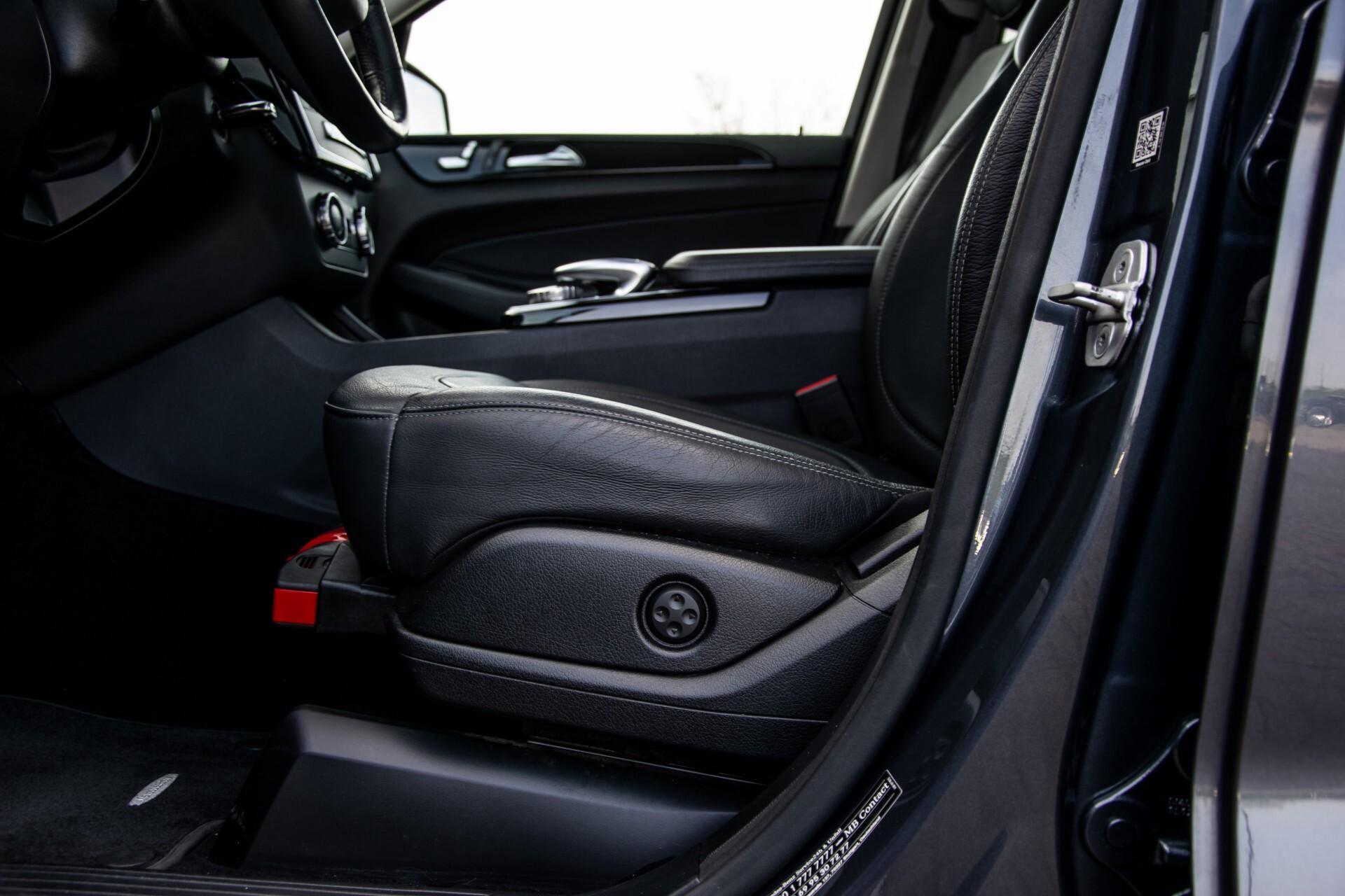 Mercedes-Benz GLE 350 d 4-M AMG Active Curve System/Panorama/Standkachel/Harman-Kardon/Trekhaak Aut9 Foto 36