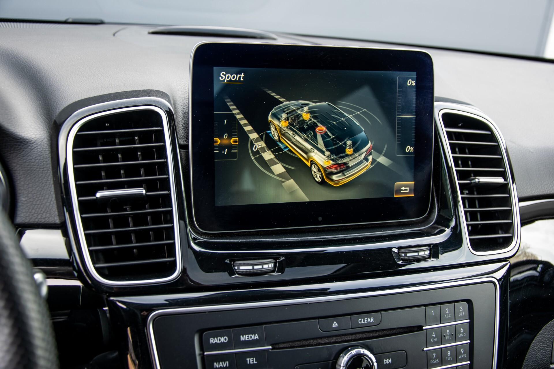 Mercedes-Benz GLE 350 d 4-M AMG Active Curve System/Panorama/Standkachel/Harman-Kardon/Trekhaak Aut9 Foto 37