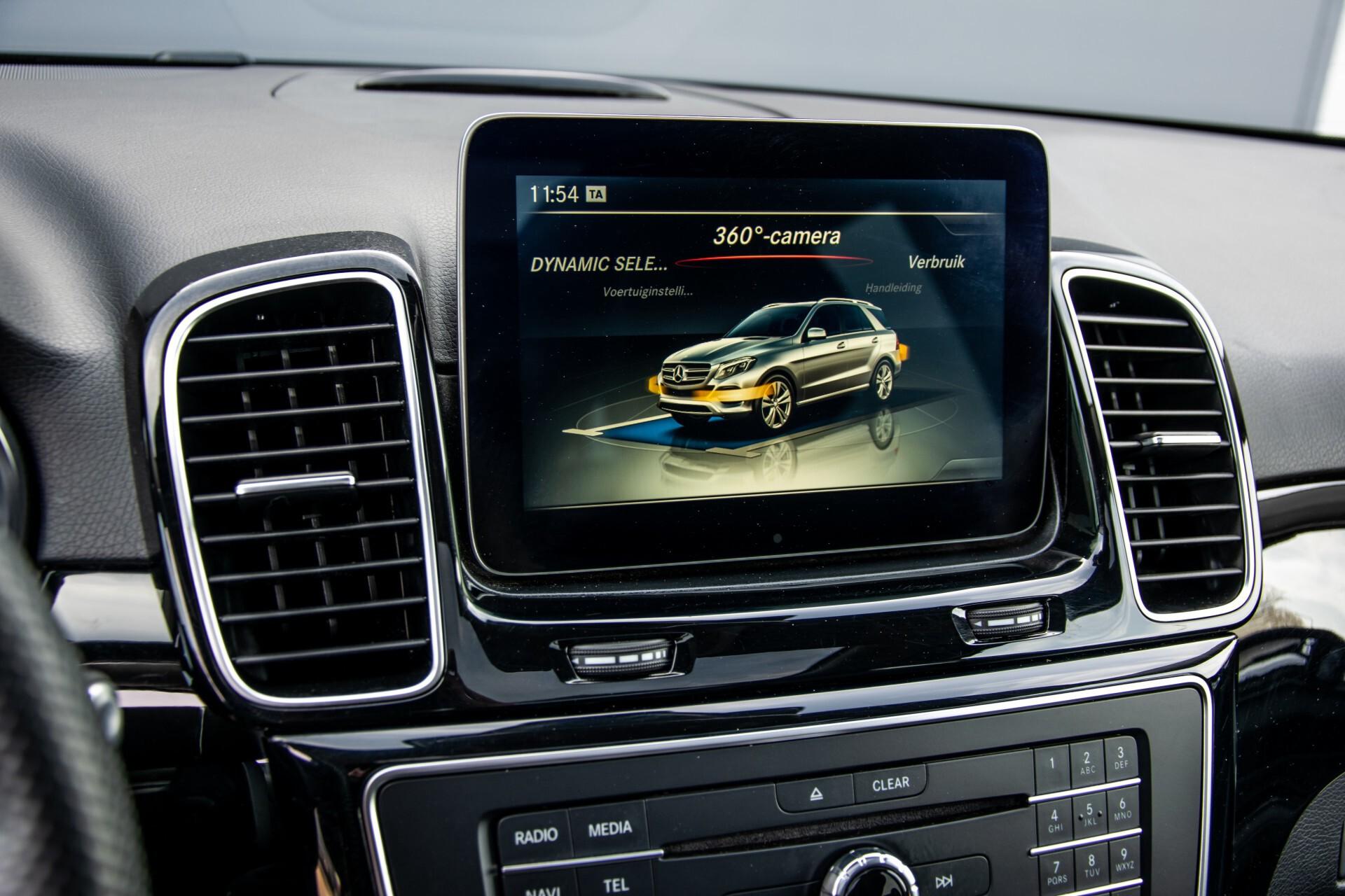 Mercedes-Benz GLE 350 d 4-M AMG Active Curve System/Panorama/Standkachel/Harman-Kardon/Trekhaak Aut9 Foto 39