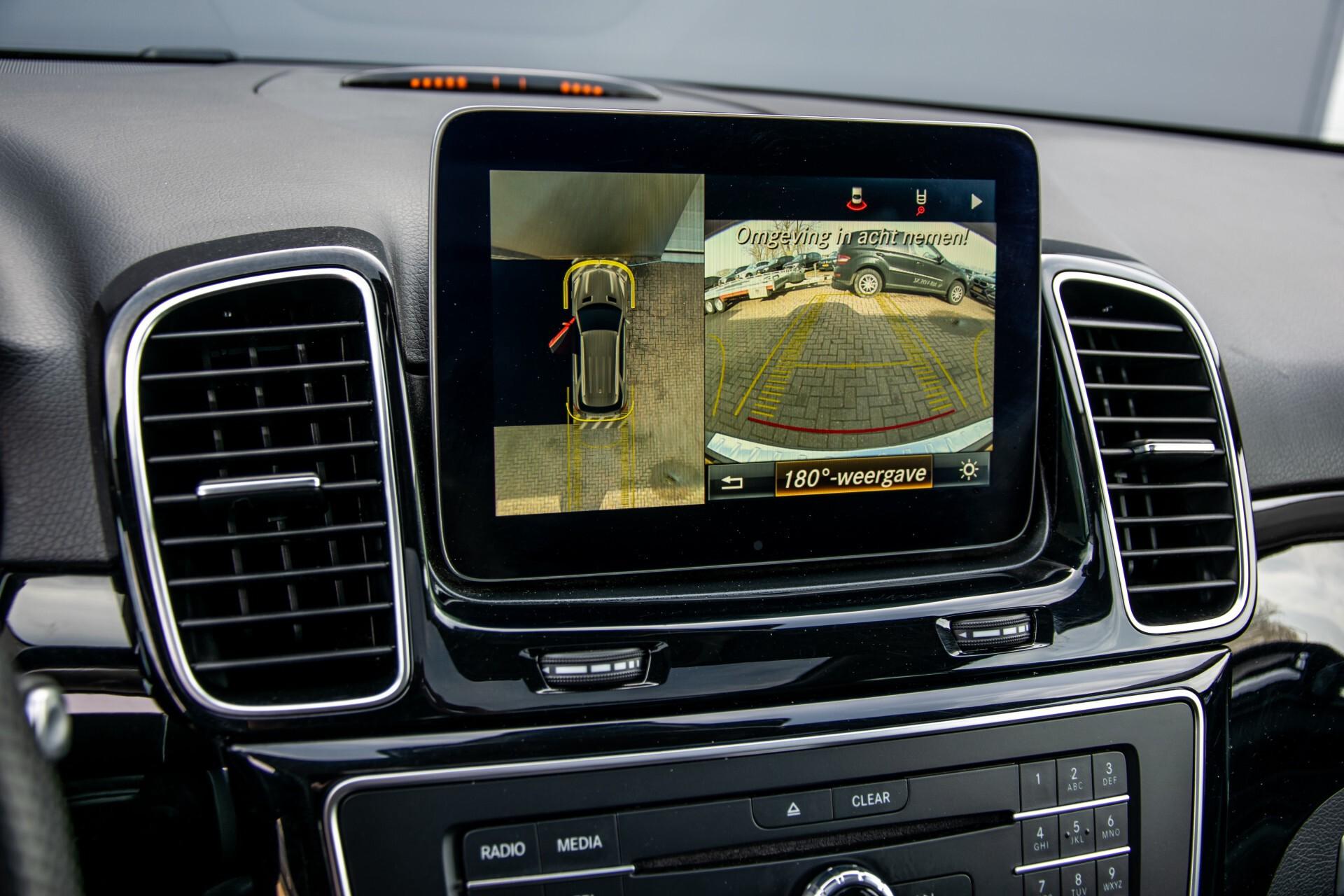Mercedes-Benz GLE 350 d 4-M AMG Active Curve System/Panorama/Standkachel/Harman-Kardon/Trekhaak Aut9 Foto 41