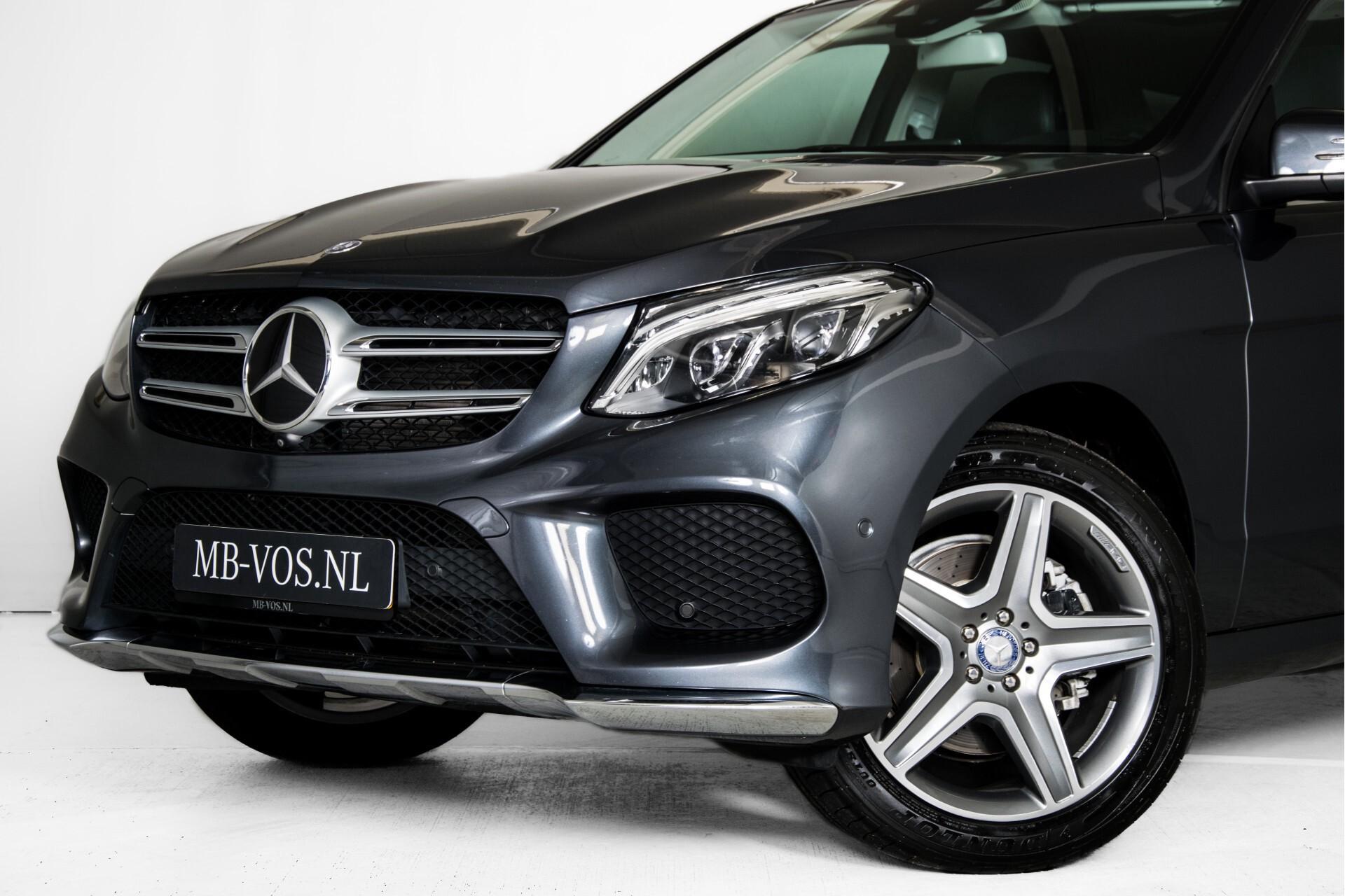 Mercedes-Benz GLE 350 d 4-M AMG Active Curve System/Panorama/Standkachel/Harman-Kardon/Trekhaak Aut9 Foto 56