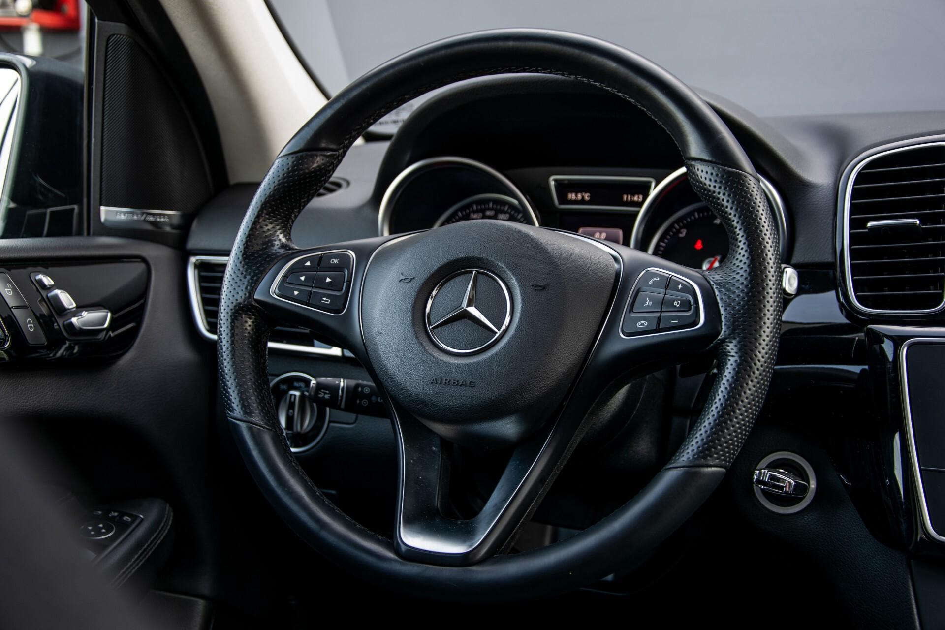 Mercedes-Benz GLE 350 d 4-M AMG Active Curve System/Panorama/Standkachel/Harman-Kardon/Trekhaak Aut9 Foto 7