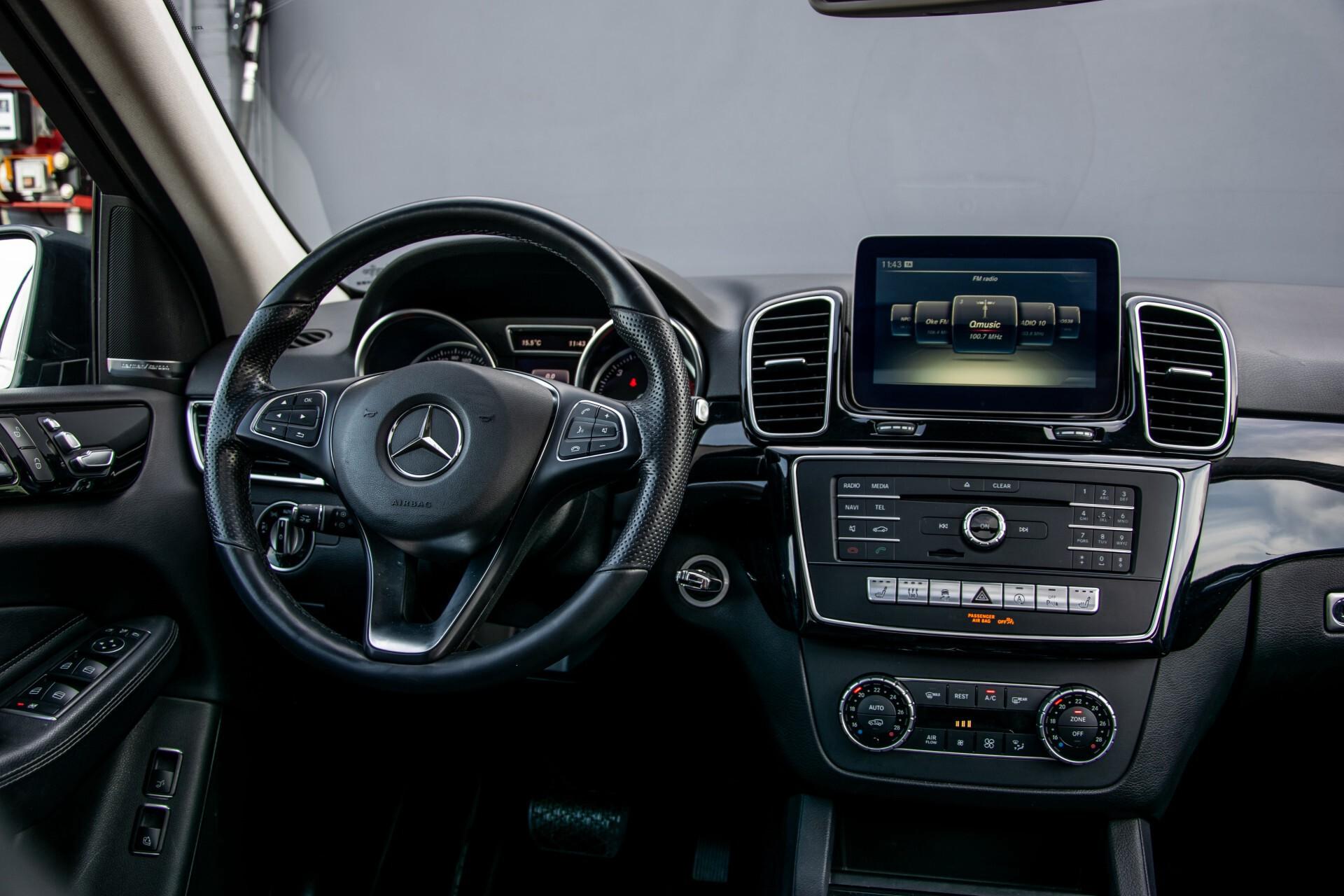 Mercedes-Benz GLE 350 d 4-M AMG Active Curve System/Panorama/Standkachel/Harman-Kardon/Trekhaak Aut9 Foto 8