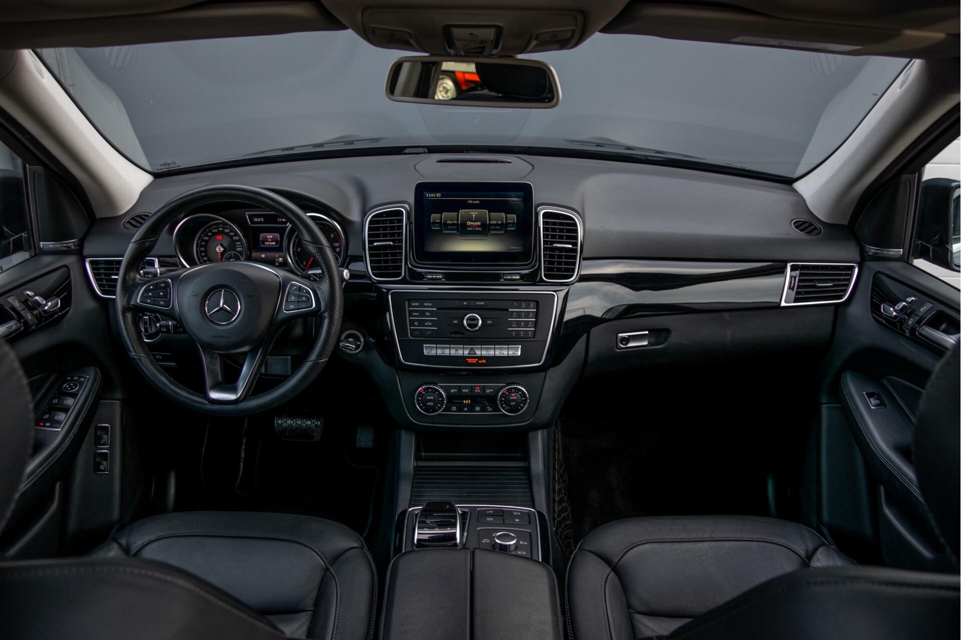 Mercedes-Benz GLE 350 d 4-M AMG Active Curve System/Panorama/Standkachel/Harman-Kardon/Trekhaak Aut9 Foto 9
