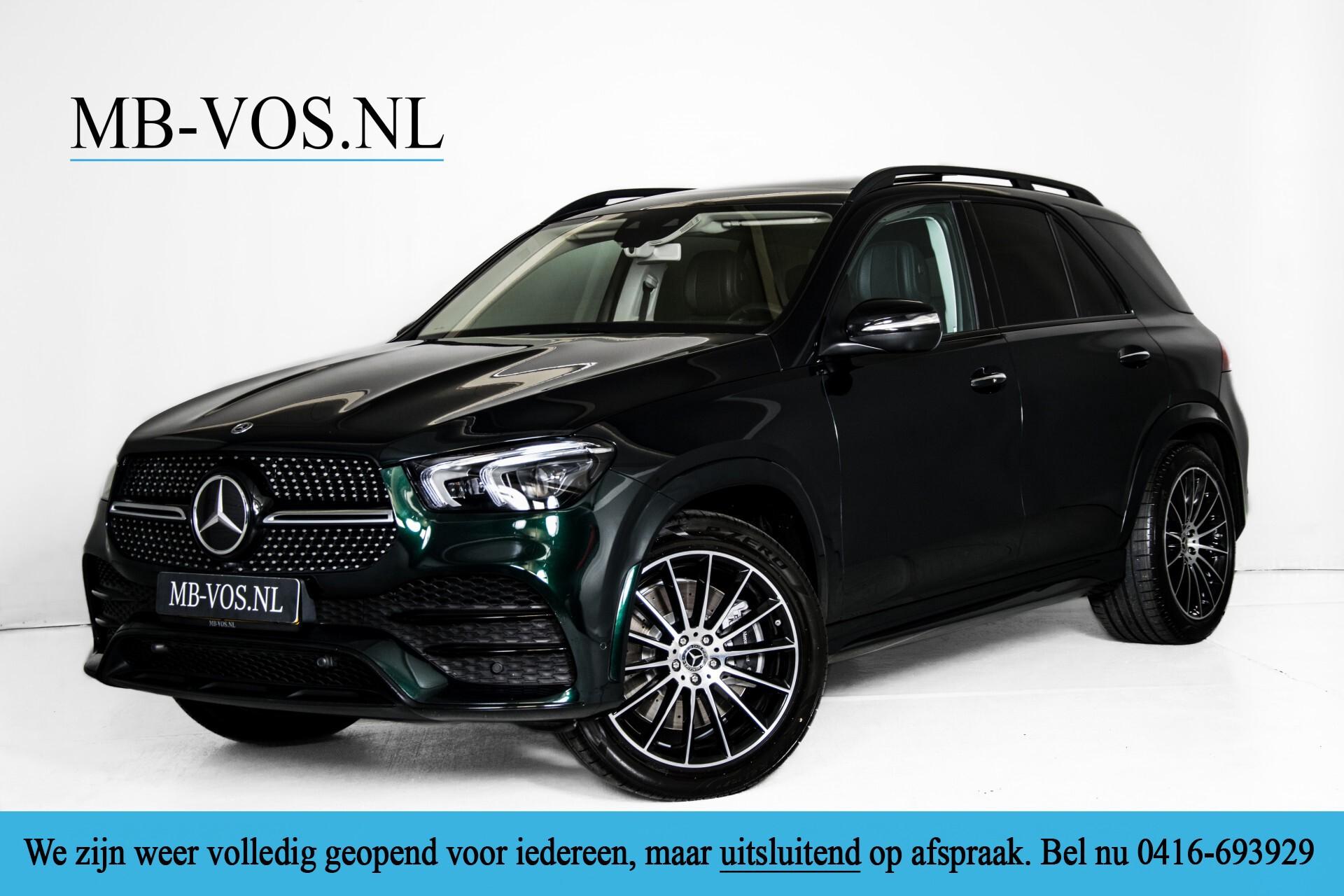 Mercedes-Benz GLE 450 4-M 7-Persoons AMG Massage/Rij-assist/Keyless/TV/360/Night/Trekhaak Aut9 Foto 1