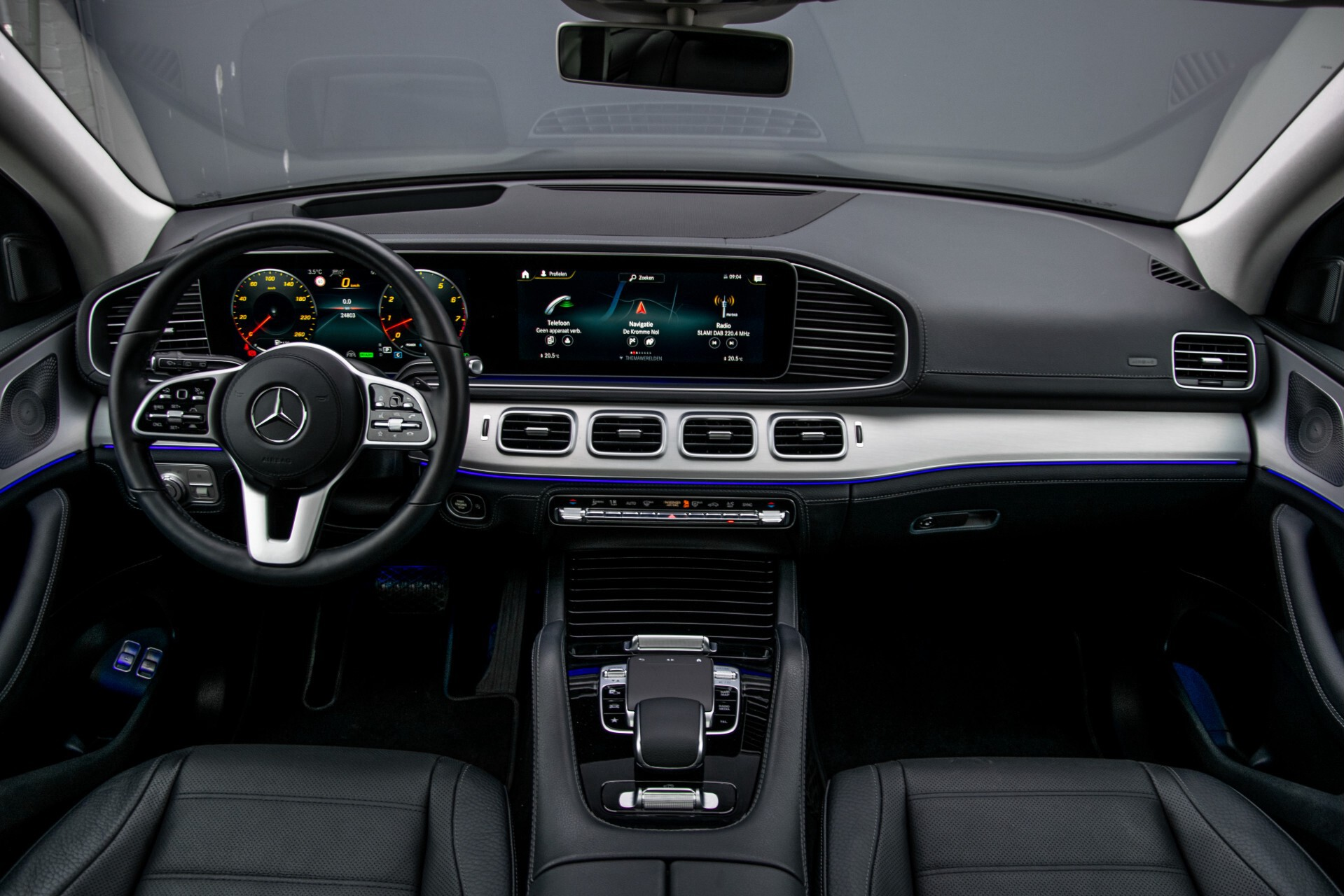 Mercedes-Benz GLE 450 4-M 7-Persoons AMG Massage/Rij-assist/Keyless/TV/360/Night/Trekhaak Aut9 Foto 10