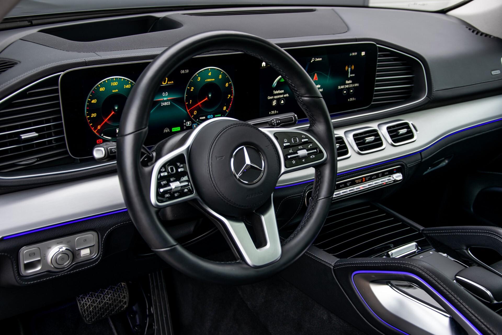 Mercedes-Benz GLE 450 4-M 7-Persoons AMG Massage/Rij-assist/Keyless/TV/360/Night/Trekhaak Aut9 Foto 19