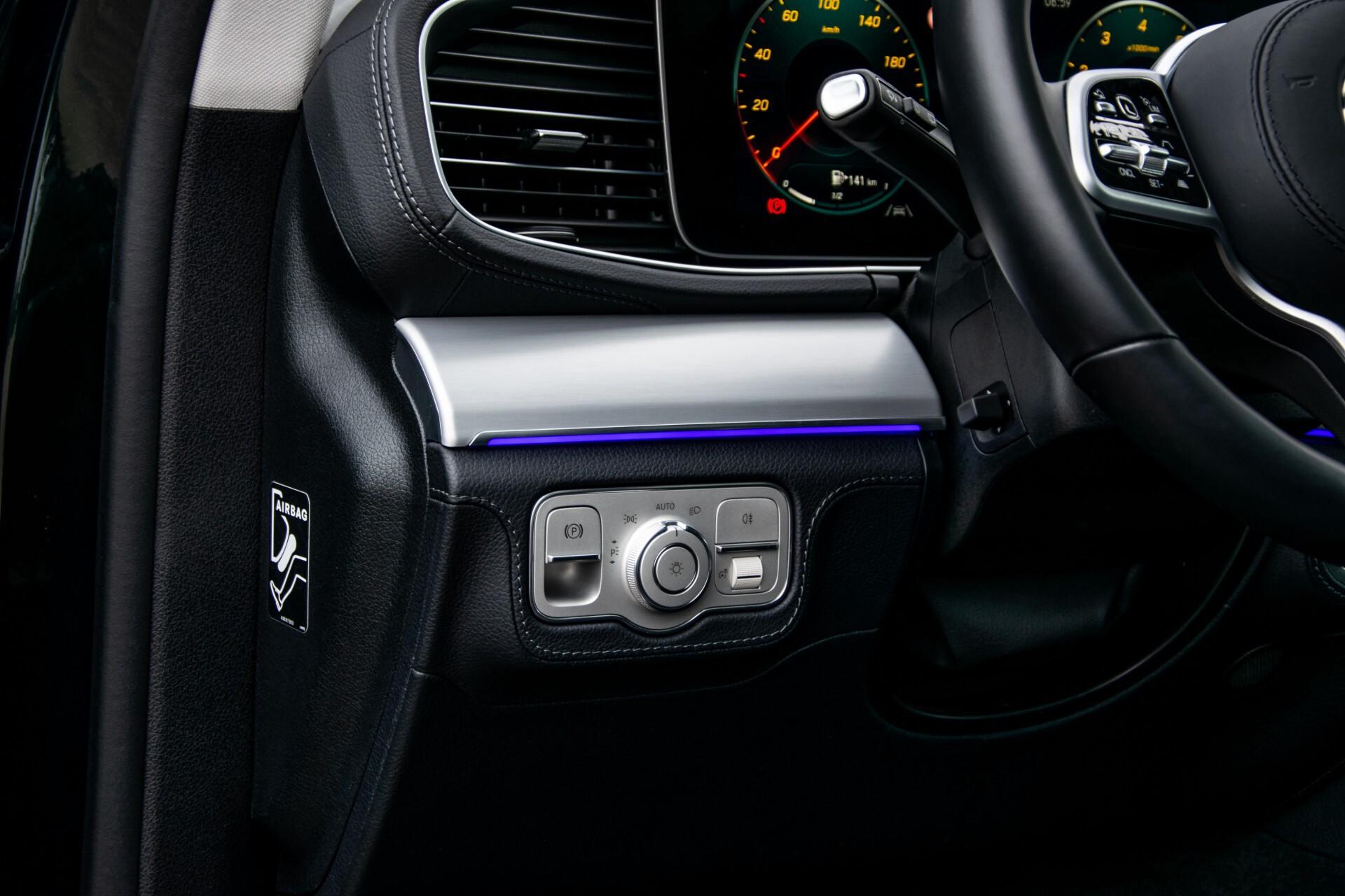Mercedes-Benz GLE 450 4-M 7-Persoons AMG Massage/Rij-assist/Keyless/TV/360/Night/Trekhaak Aut9 Foto 23