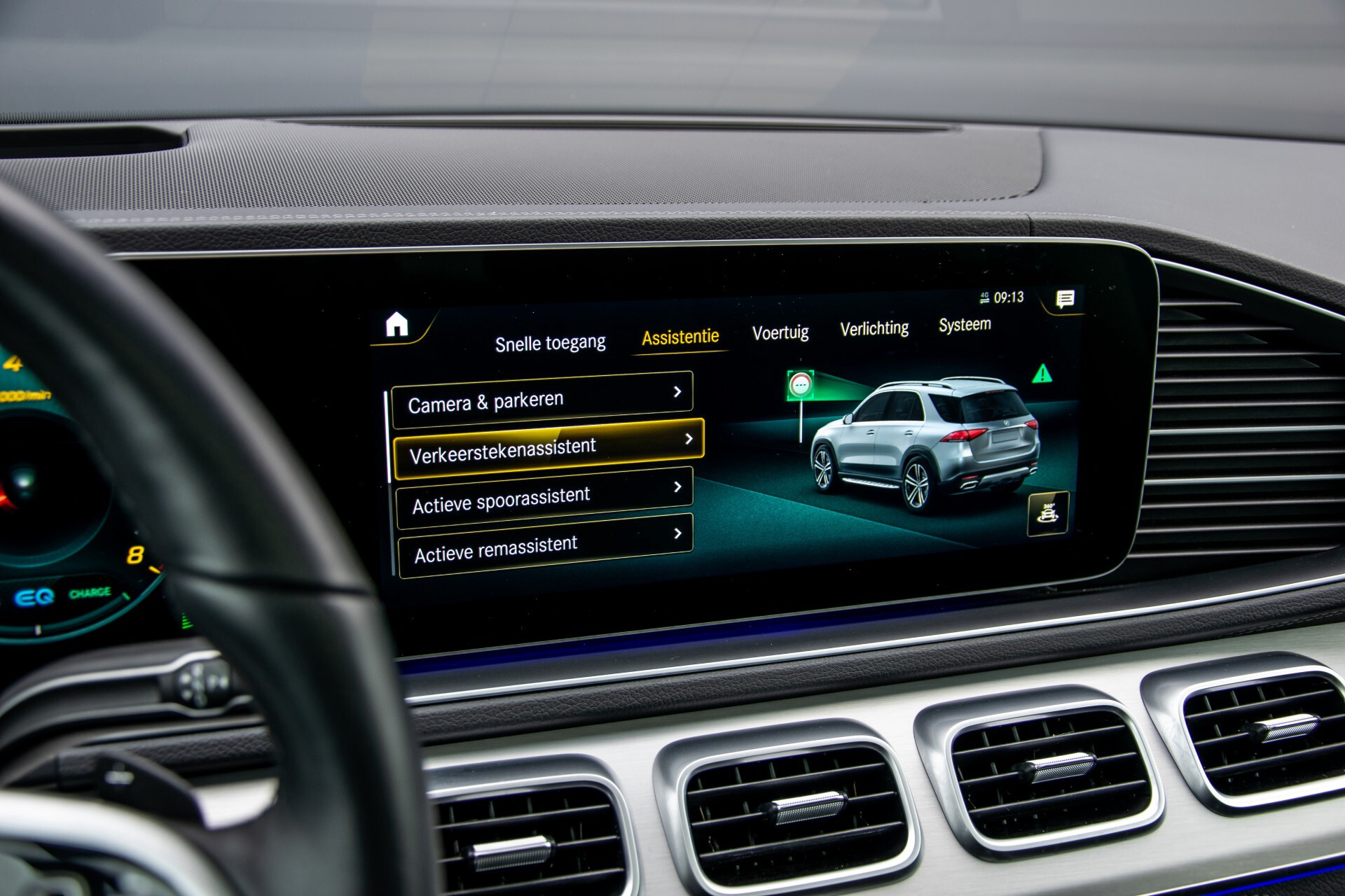 Mercedes-Benz GLE 450 4-M 7-Persoons AMG Massage/Rij-assist/Keyless/TV/360/Night/Trekhaak Aut9 Foto 30