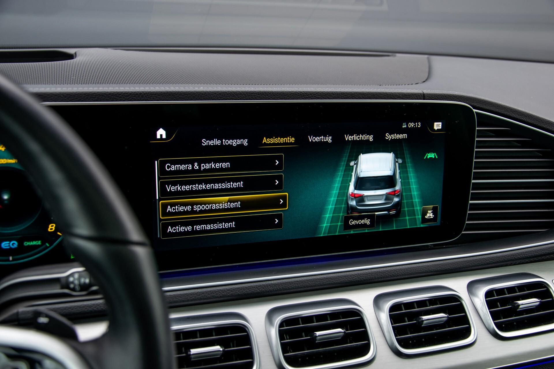 Mercedes-Benz GLE 450 4-M 7-Persoons AMG Massage/Rij-assist/Keyless/TV/360/Night/Trekhaak Aut9 Foto 32