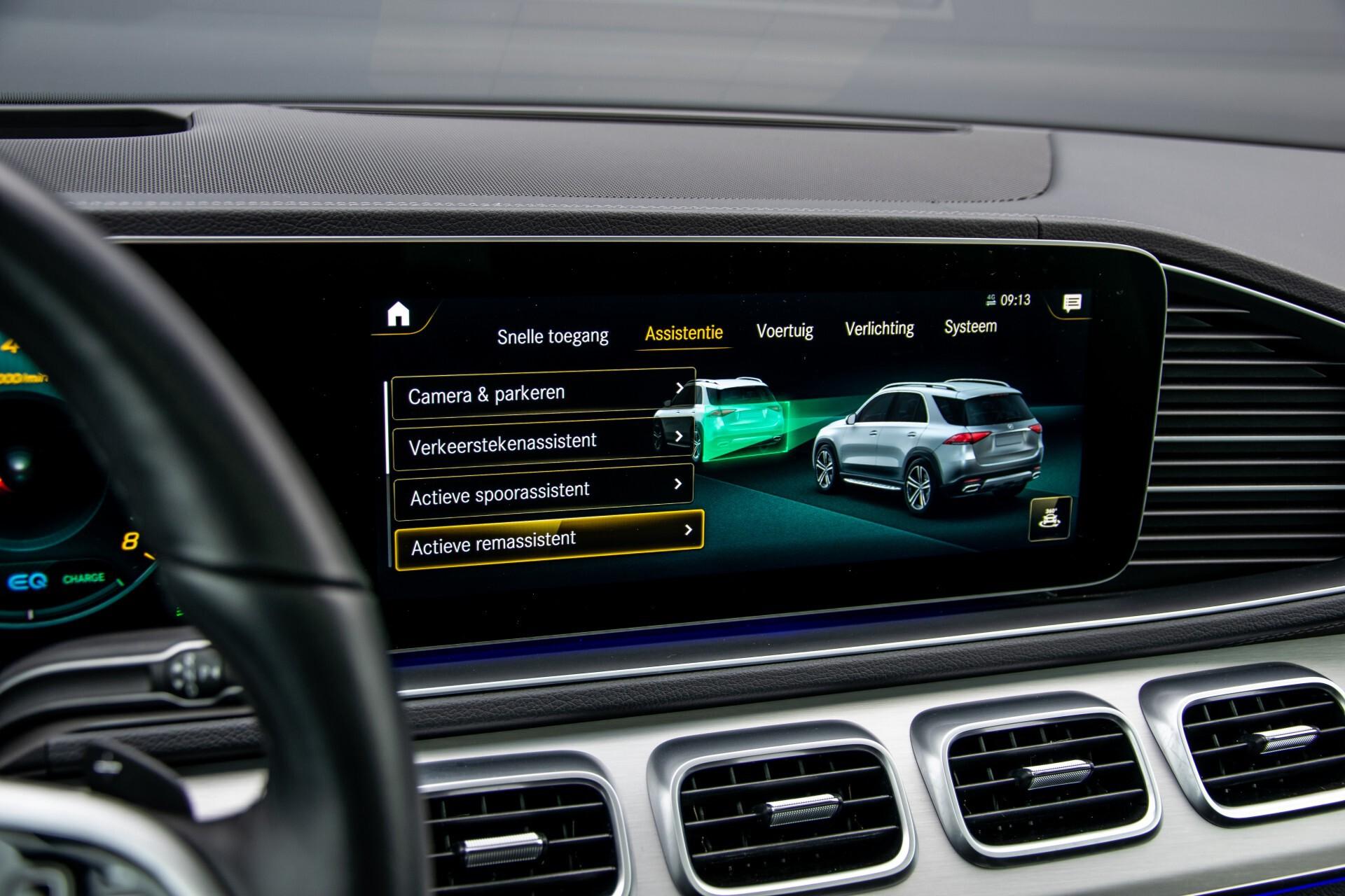 Mercedes-Benz GLE 450 4-M 7-Persoons AMG Massage/Rij-assist/Keyless/TV/360/Night/Trekhaak Aut9 Foto 34