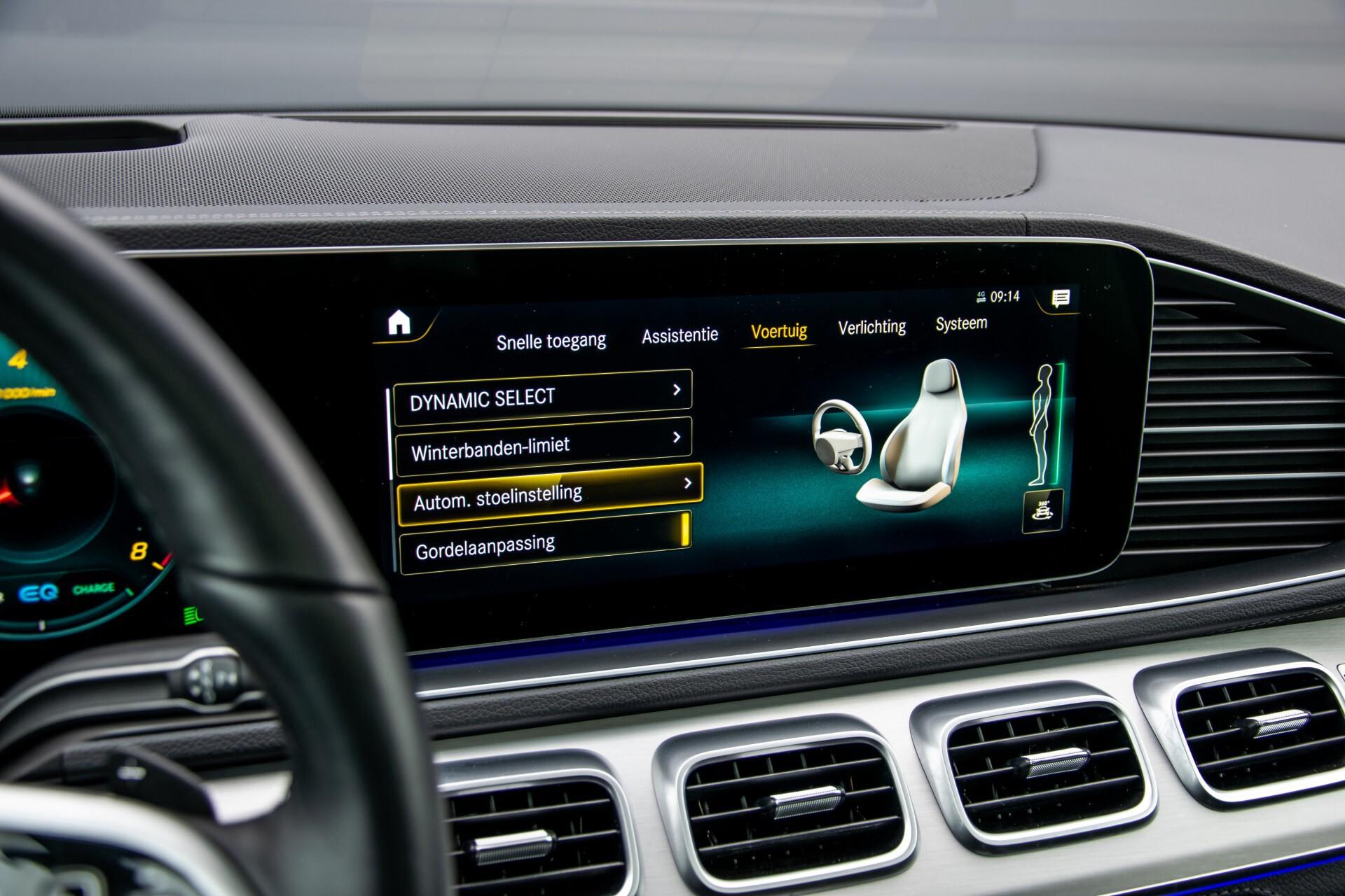 Mercedes-Benz GLE 450 4-M 7-Persoons AMG Massage/Rij-assist/Keyless/TV/360/Night/Trekhaak Aut9 Foto 38