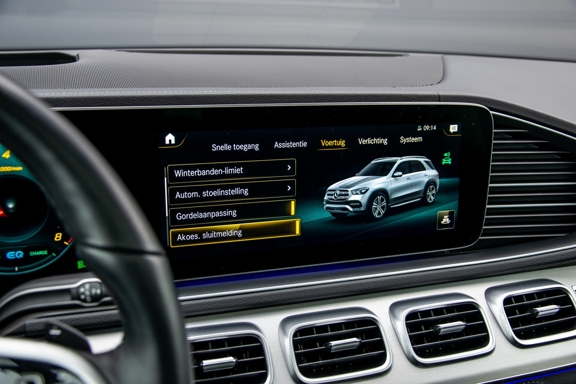 Mercedes-Benz GLE 450 4-M 7-Persoons AMG Massage/Rij-assist/Keyless/TV/360/Night/Trekhaak Aut9 Foto 40
