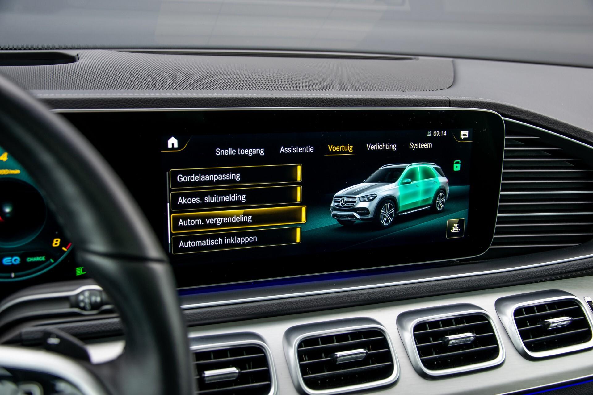 Mercedes-Benz GLE 450 4-M 7-Persoons AMG Massage/Rij-assist/Keyless/TV/360/Night/Trekhaak Aut9 Foto 42