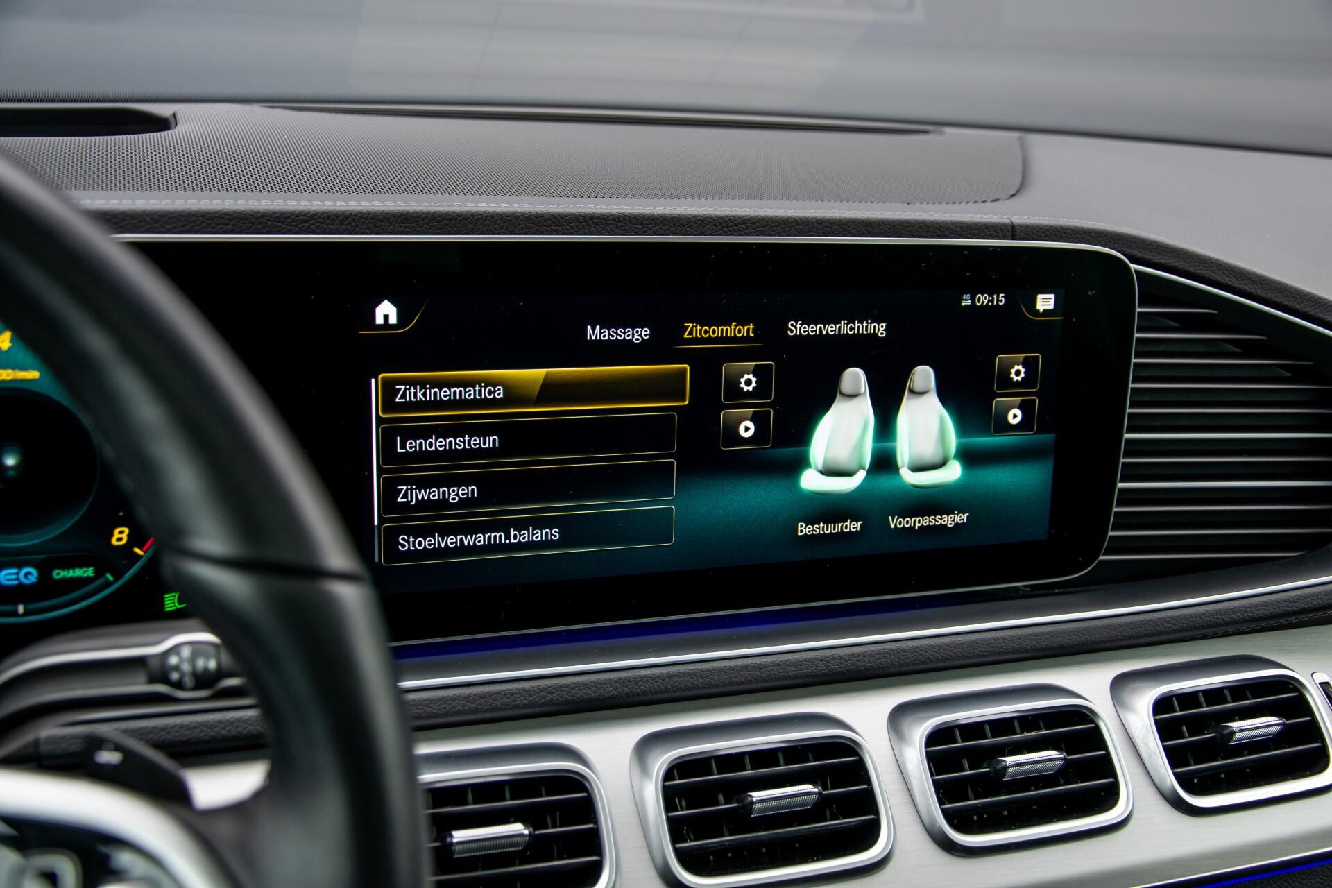Mercedes-Benz GLE 450 4-M 7-Persoons AMG Massage/Rij-assist/Keyless/TV/360/Night/Trekhaak Aut9 Foto 46
